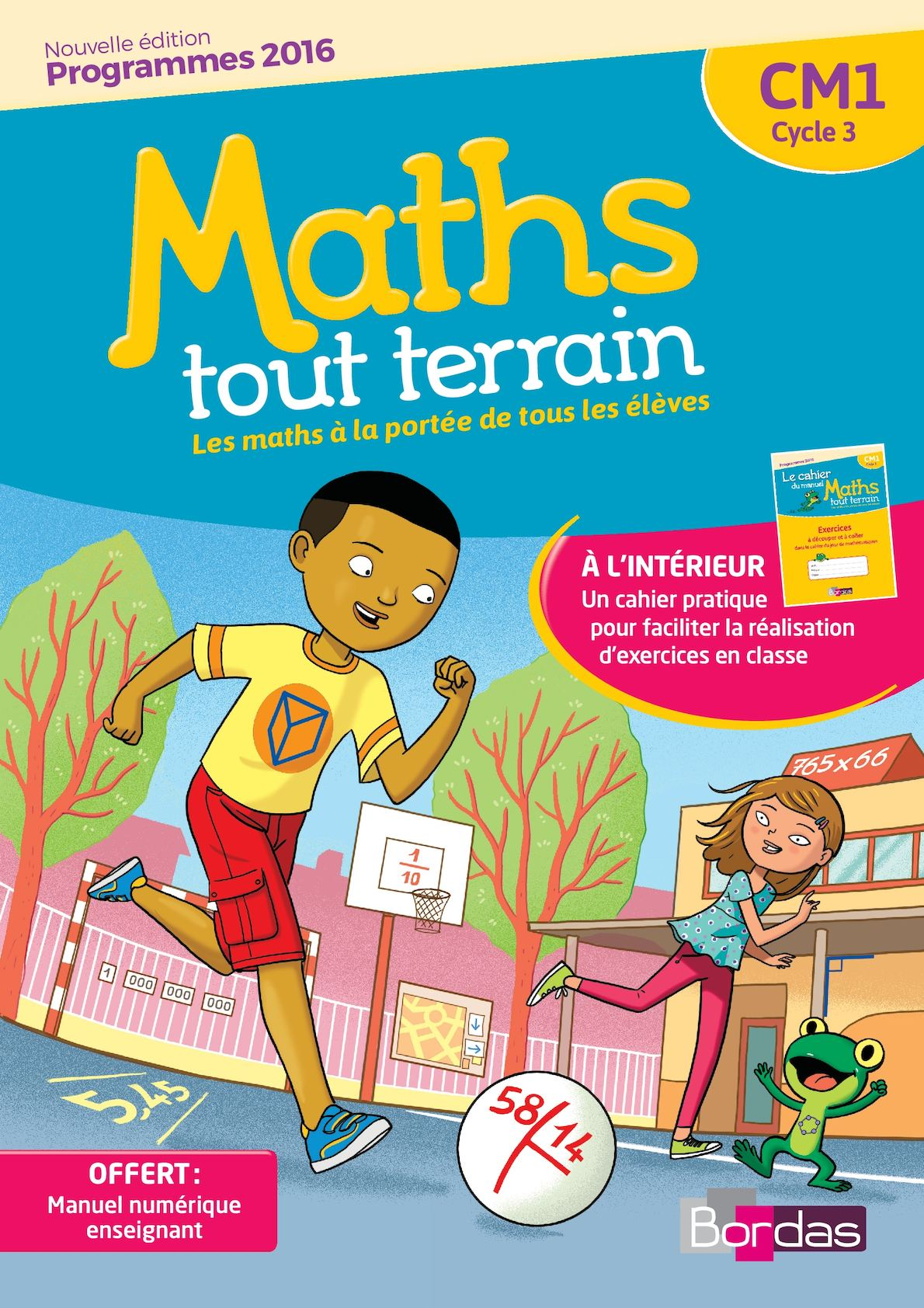 Calam o maths tout terrain cm1 for A portee de maths cm1