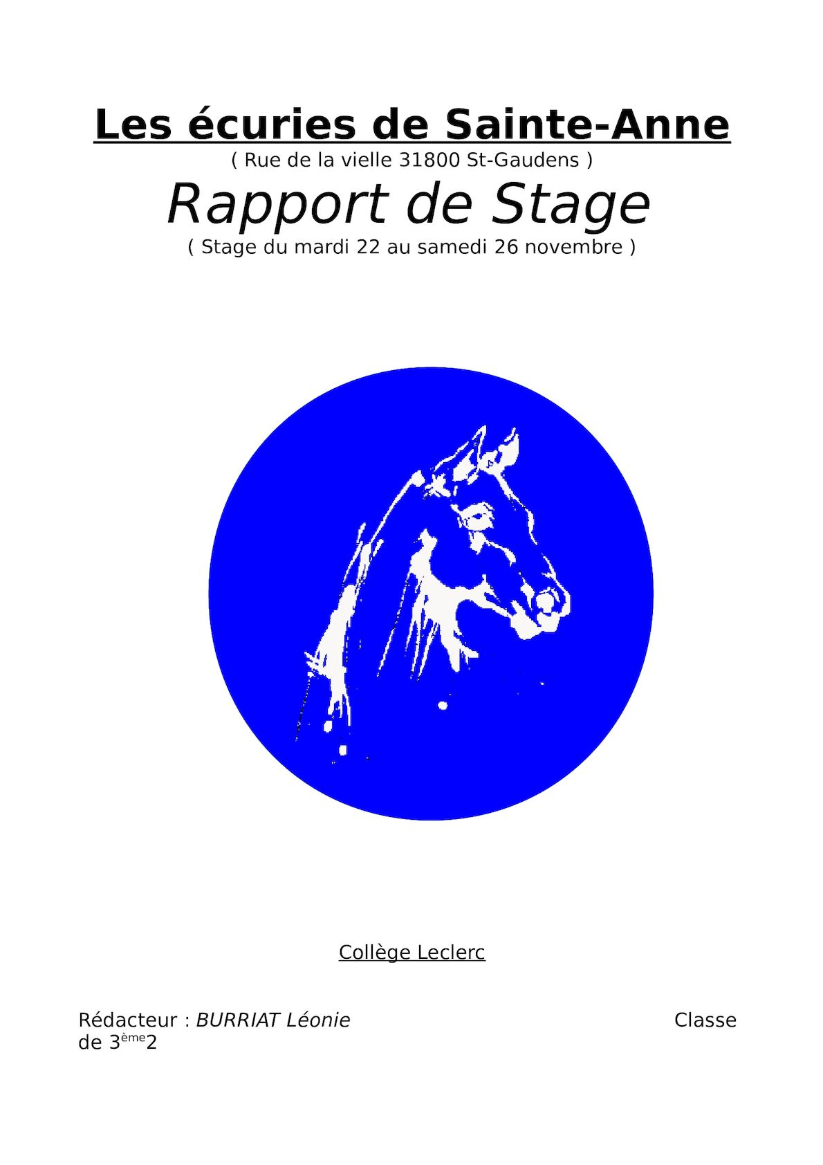 Calameo 32 Burriat Leonie Rapport De Stage