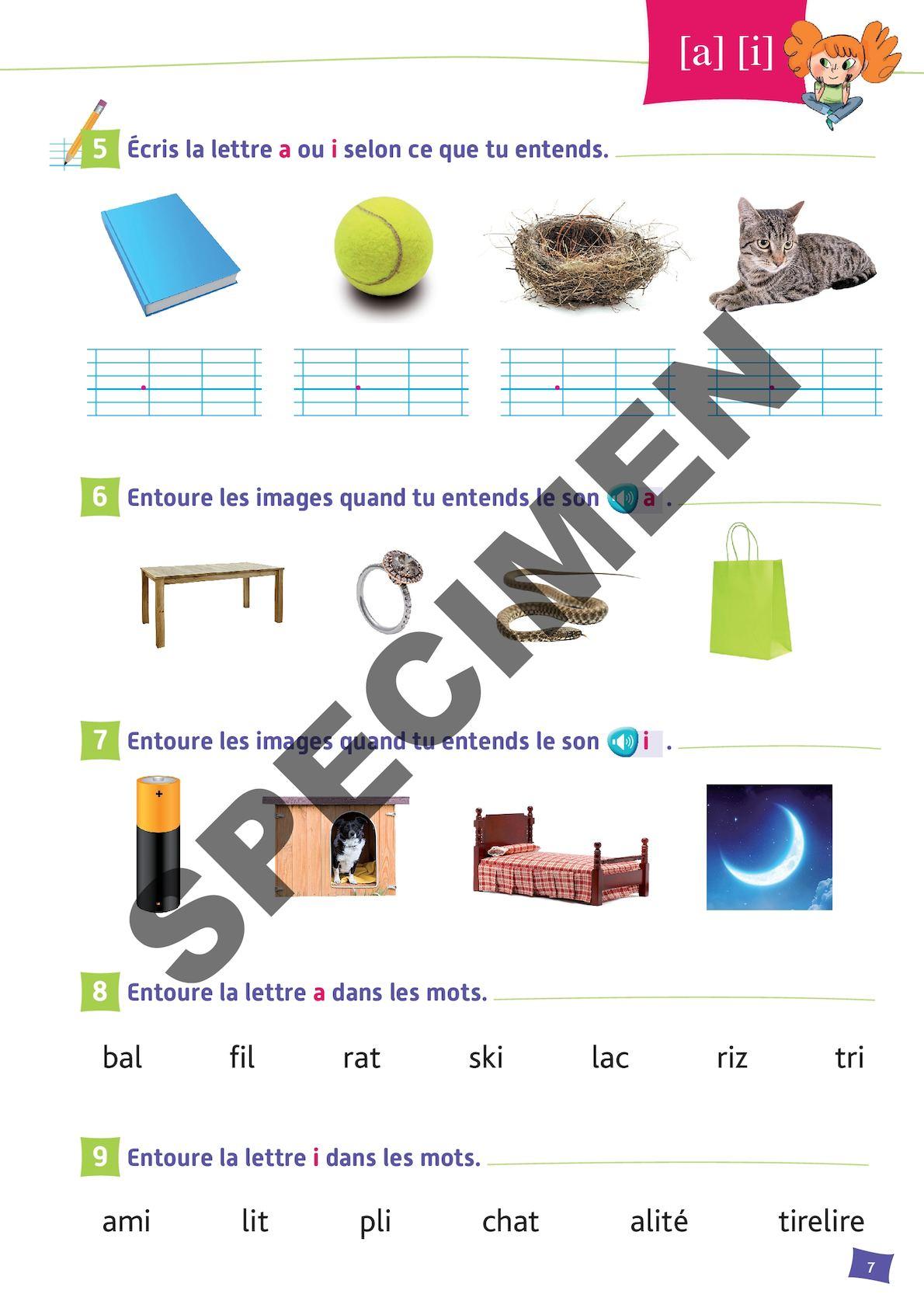 lecture tout terrain cp cahier d 39 activit s n 1 calameo downloader. Black Bedroom Furniture Sets. Home Design Ideas