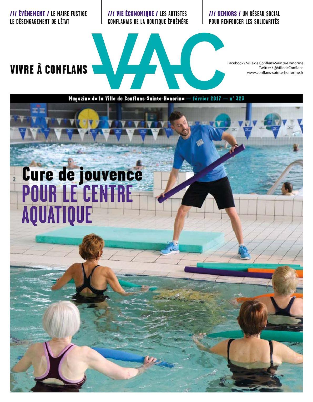 Ville de conflans sainte honorine facebook for Piscine de conflans
