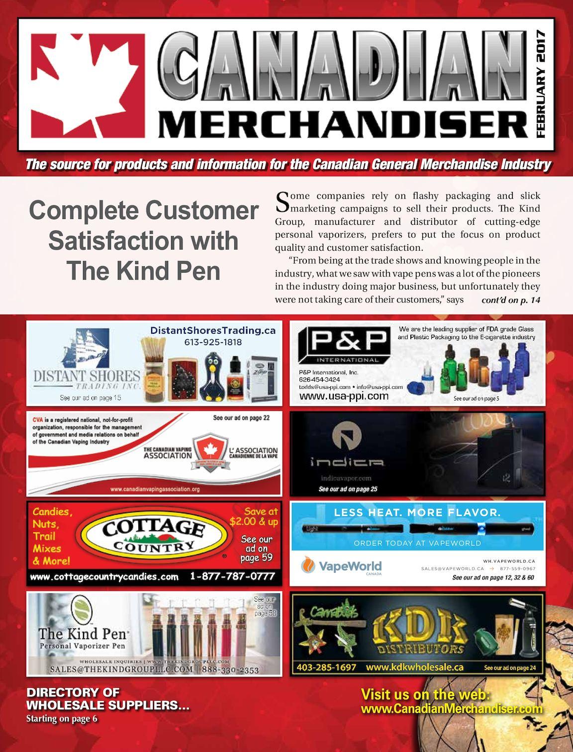 Calaméo - Canadian Merchandiser Feb17