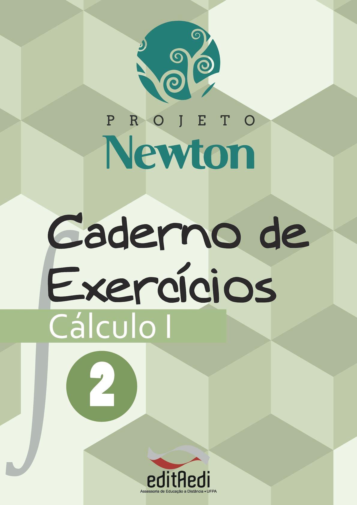 Caderno de Exercícios Cálculo I - 2017