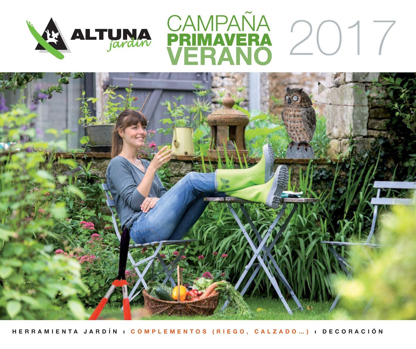 Altuna Jardin 2017
