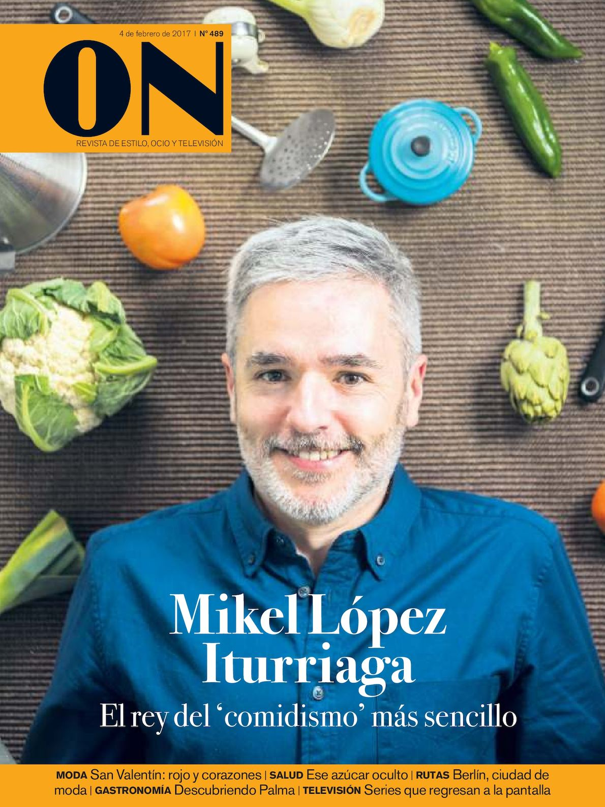 ON Revista de Ocio y Estilo 20170204