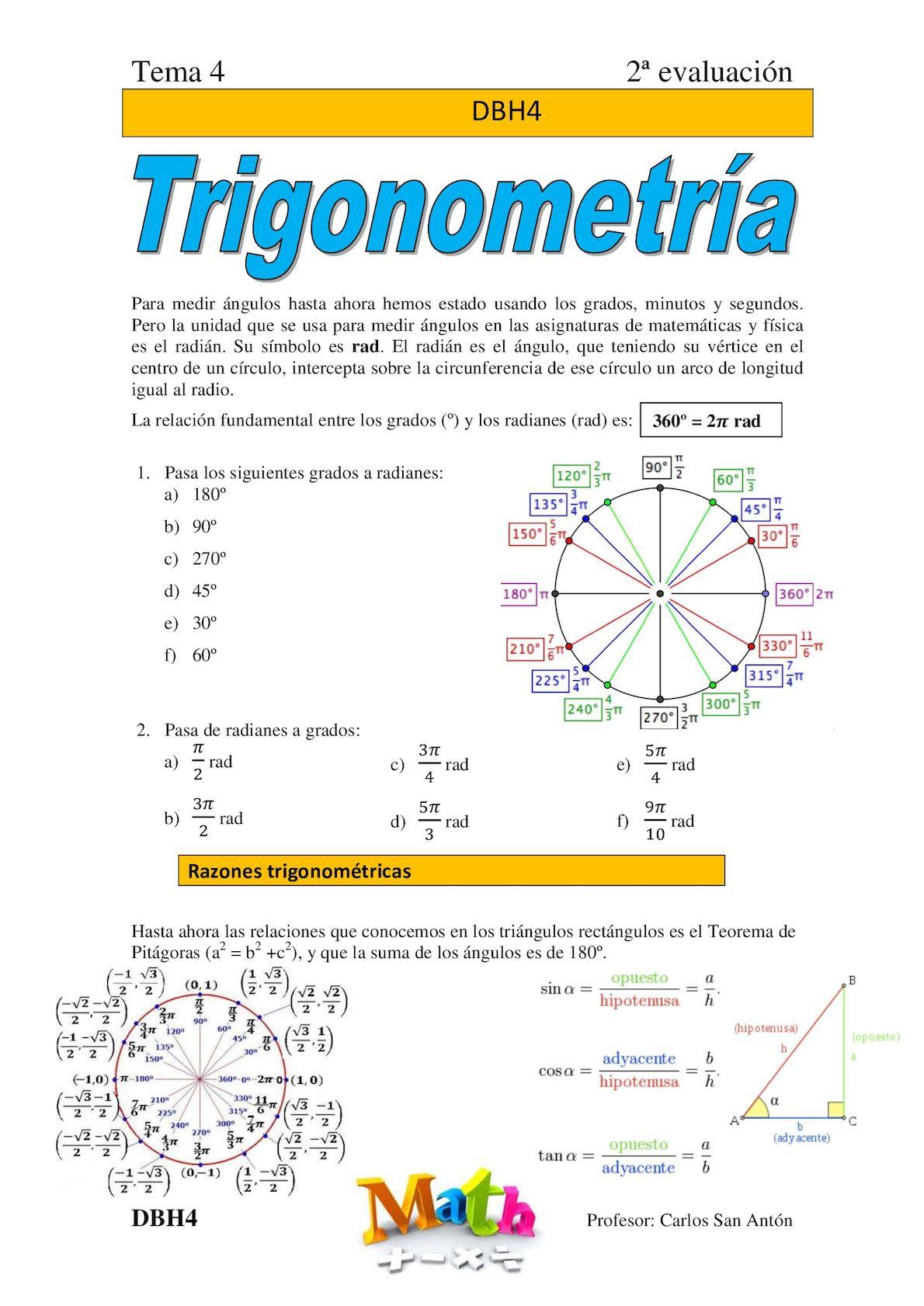 Dbh4 Tema5 Trigonometria