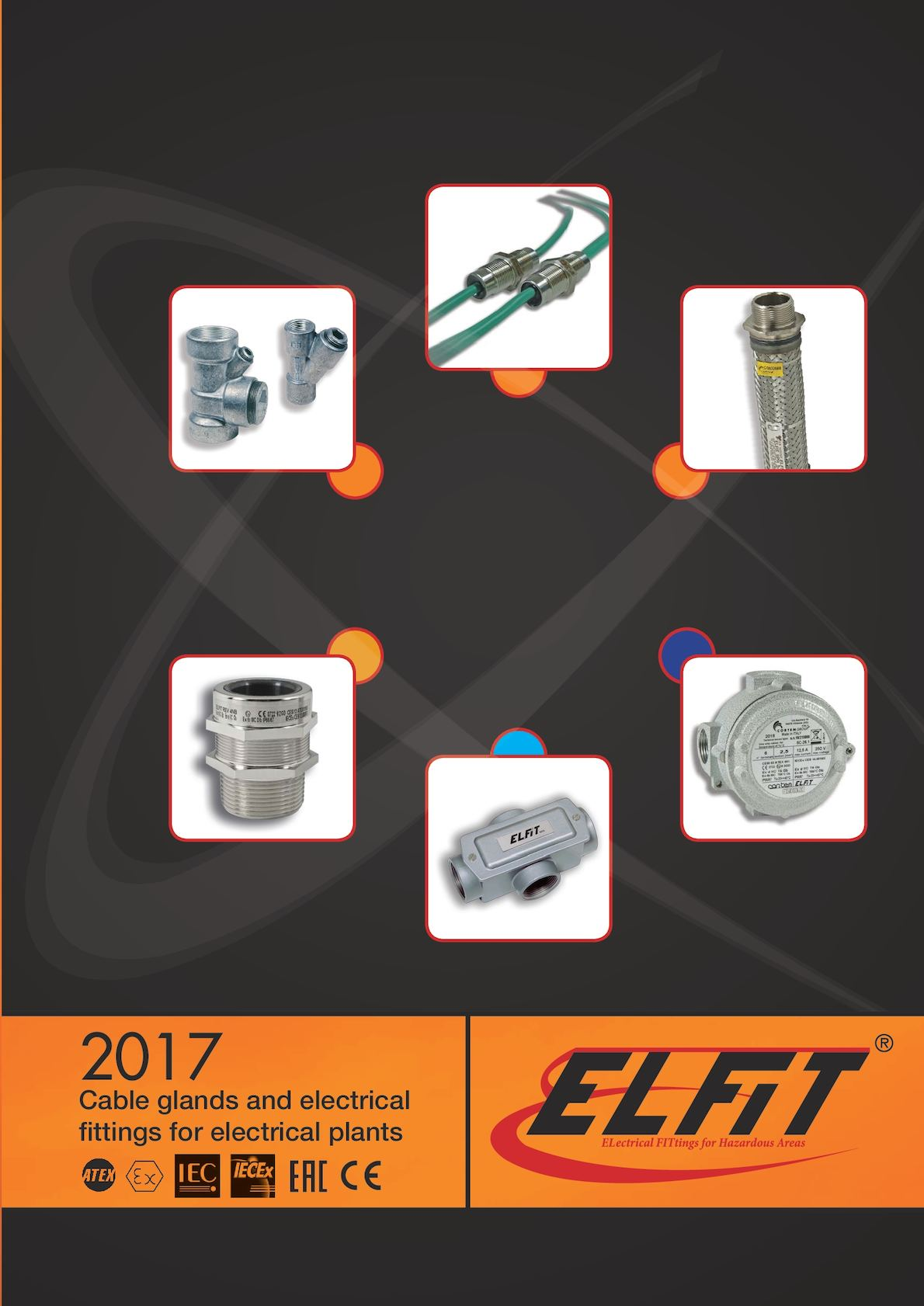 Calaméo - Cortem Group Elfit Catalog