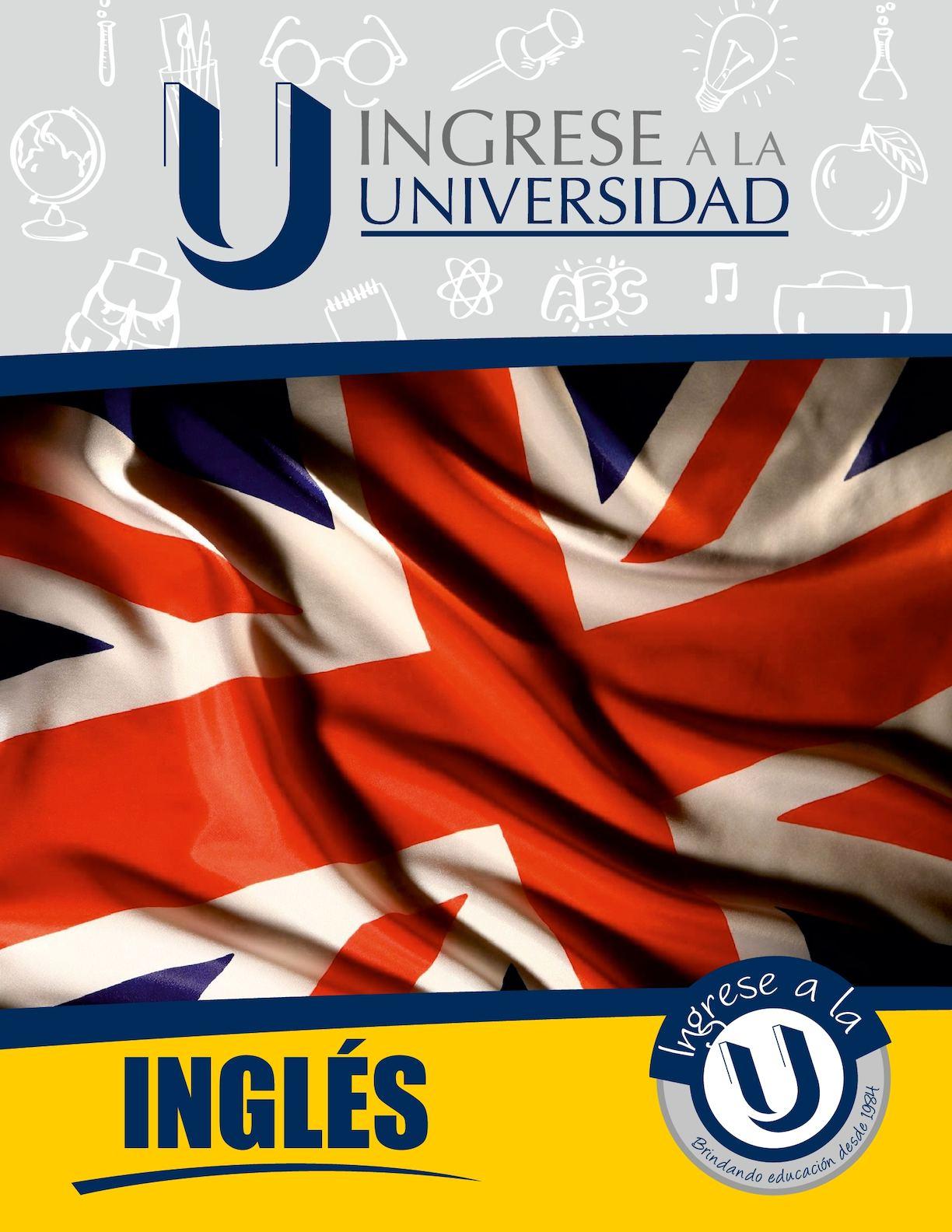 PRE I Ingles 2017