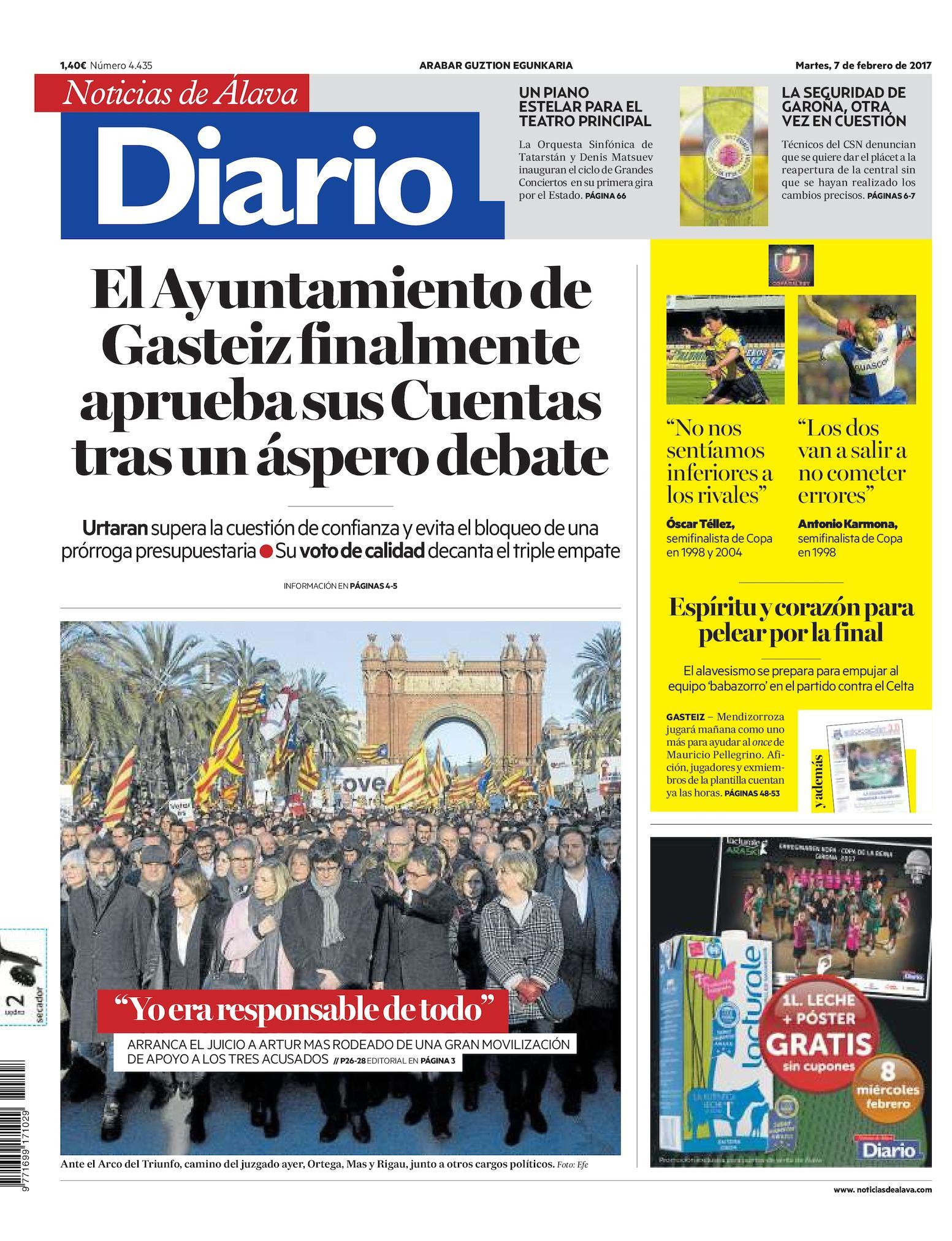 the best attitude b3f44 9d4bb Calaméo - Diario de Noticias de Álava 20170207
