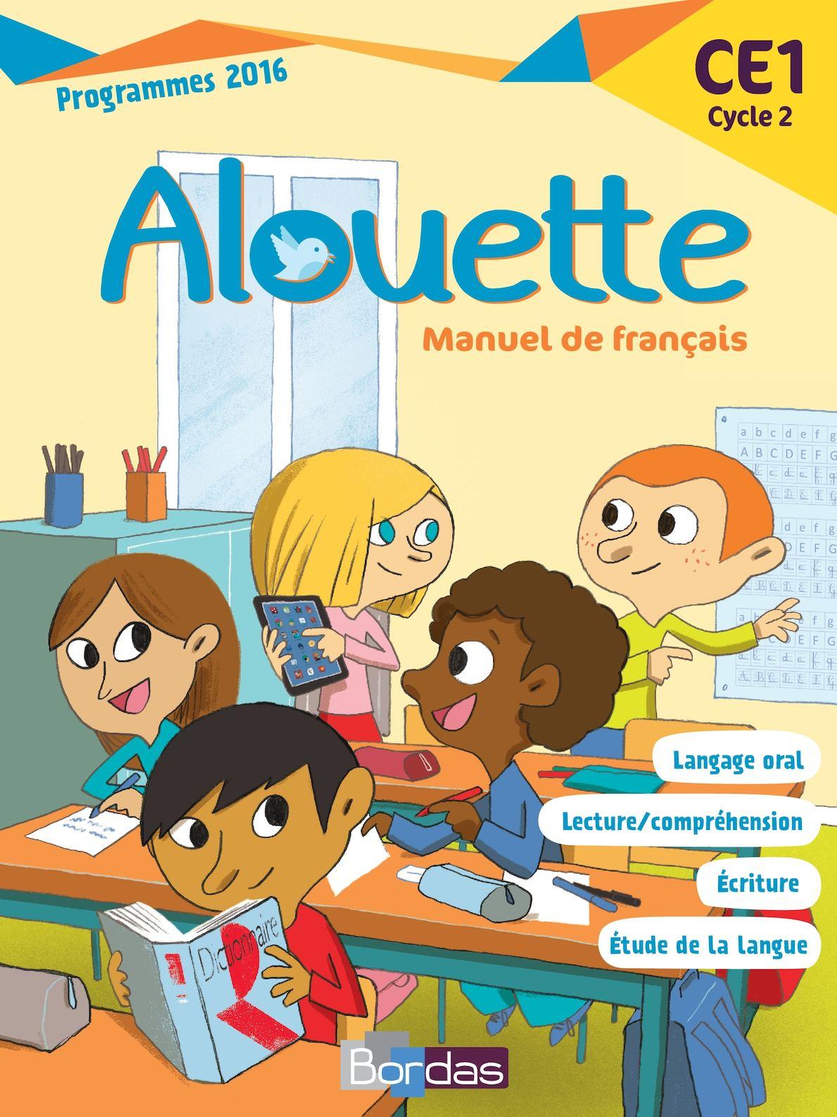Alouette CE1