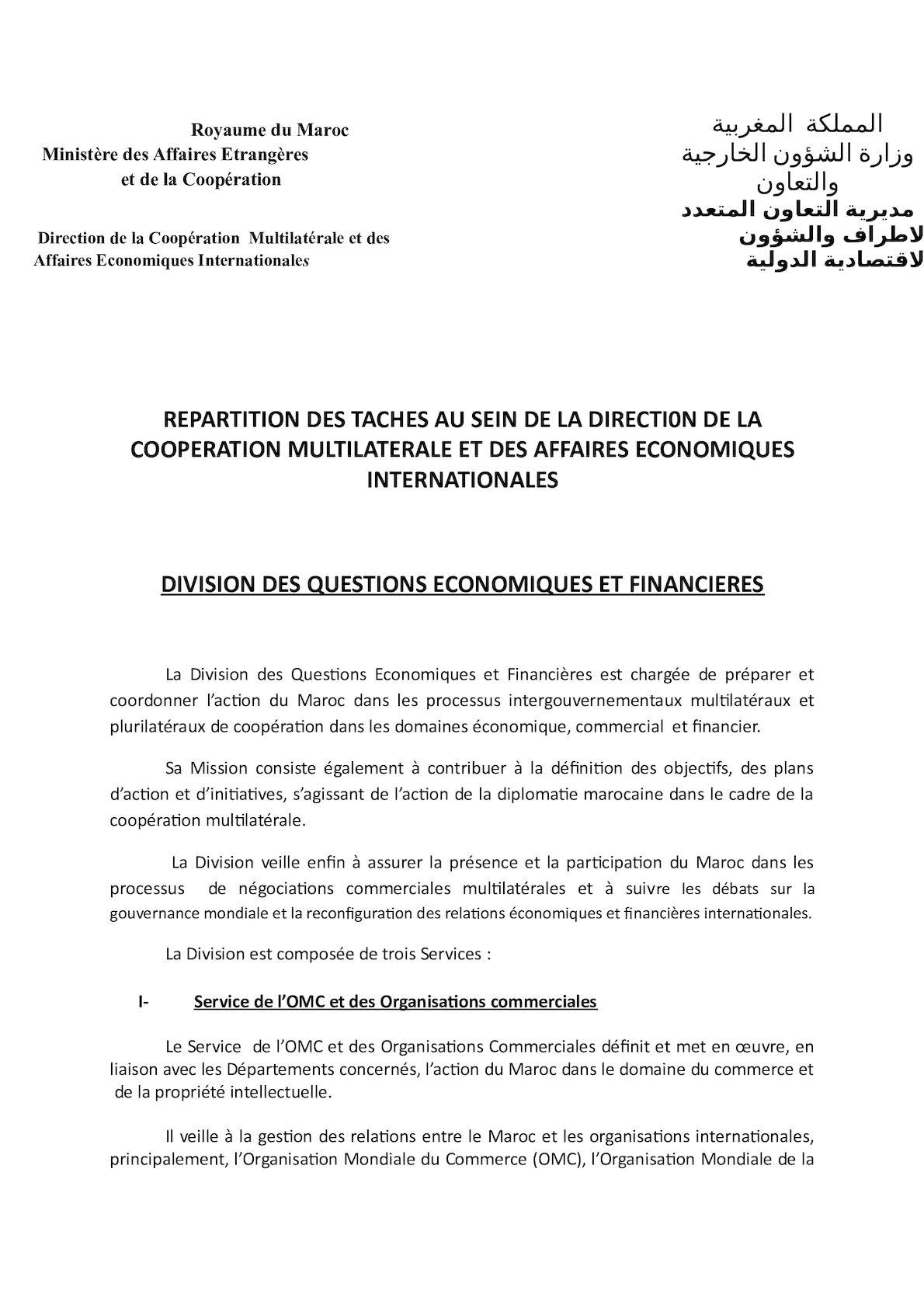 Attribution De La Division [1].