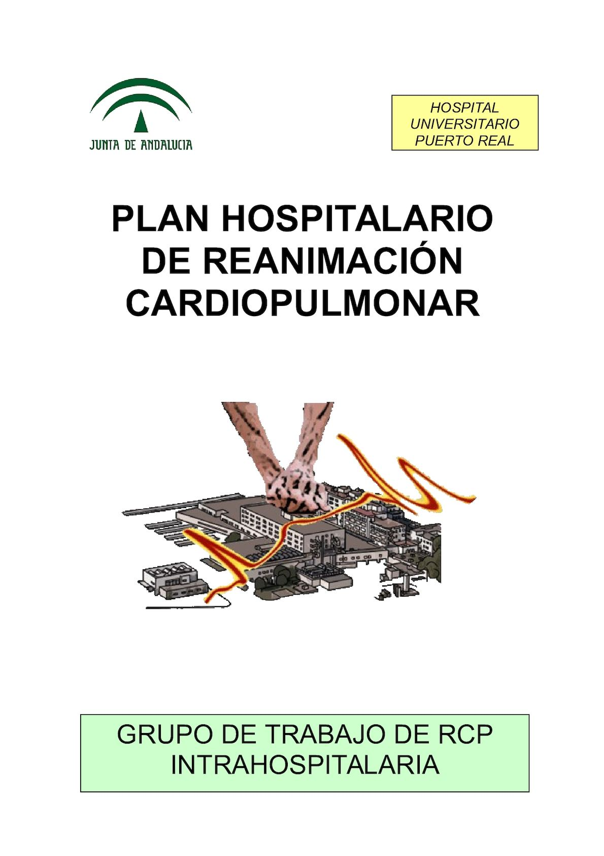 Calaméo - Plan Hospitalario Rcp Hupr Provisional 2016
