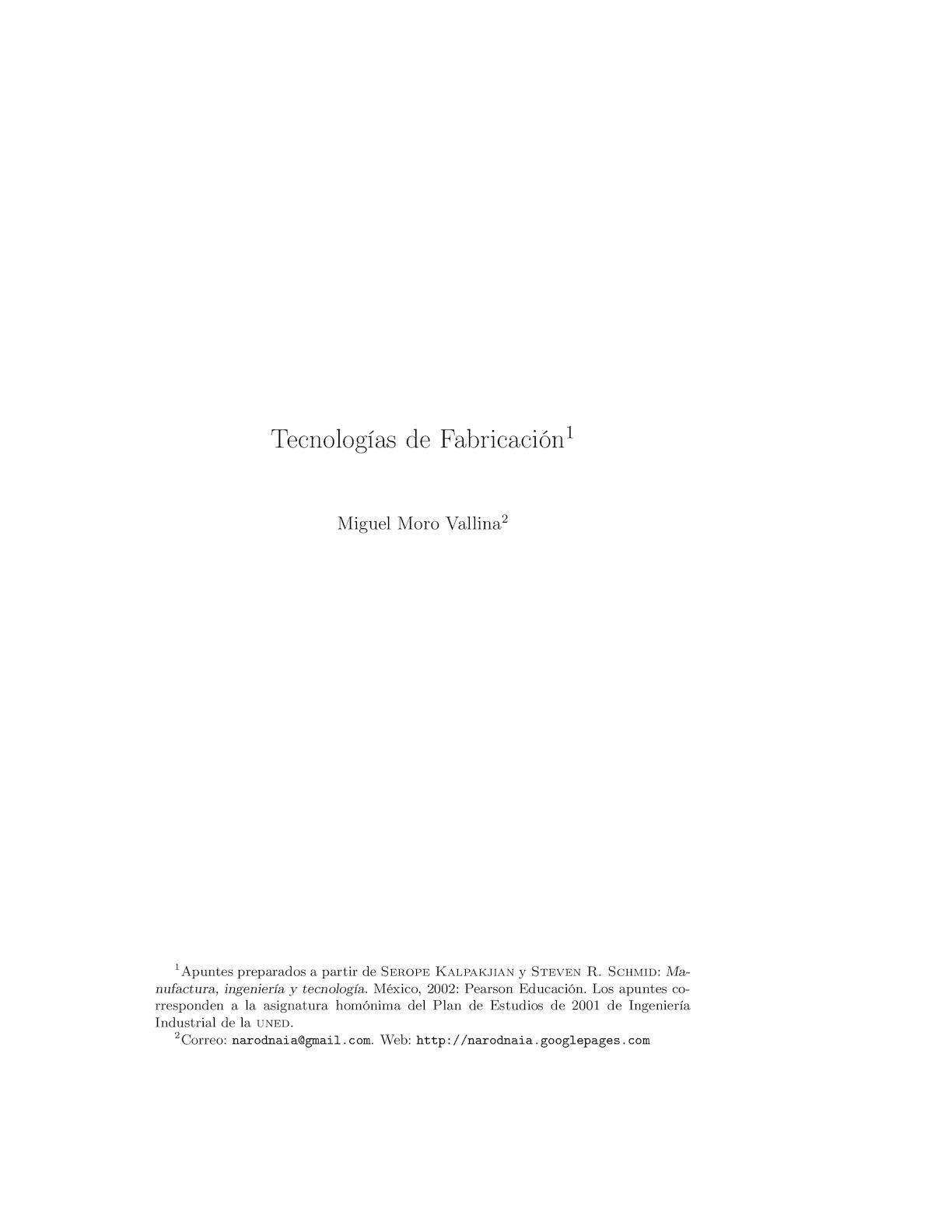 Calaméo - 332571 Manufactura Ingenieria Y Tecnologia Kalpakjian