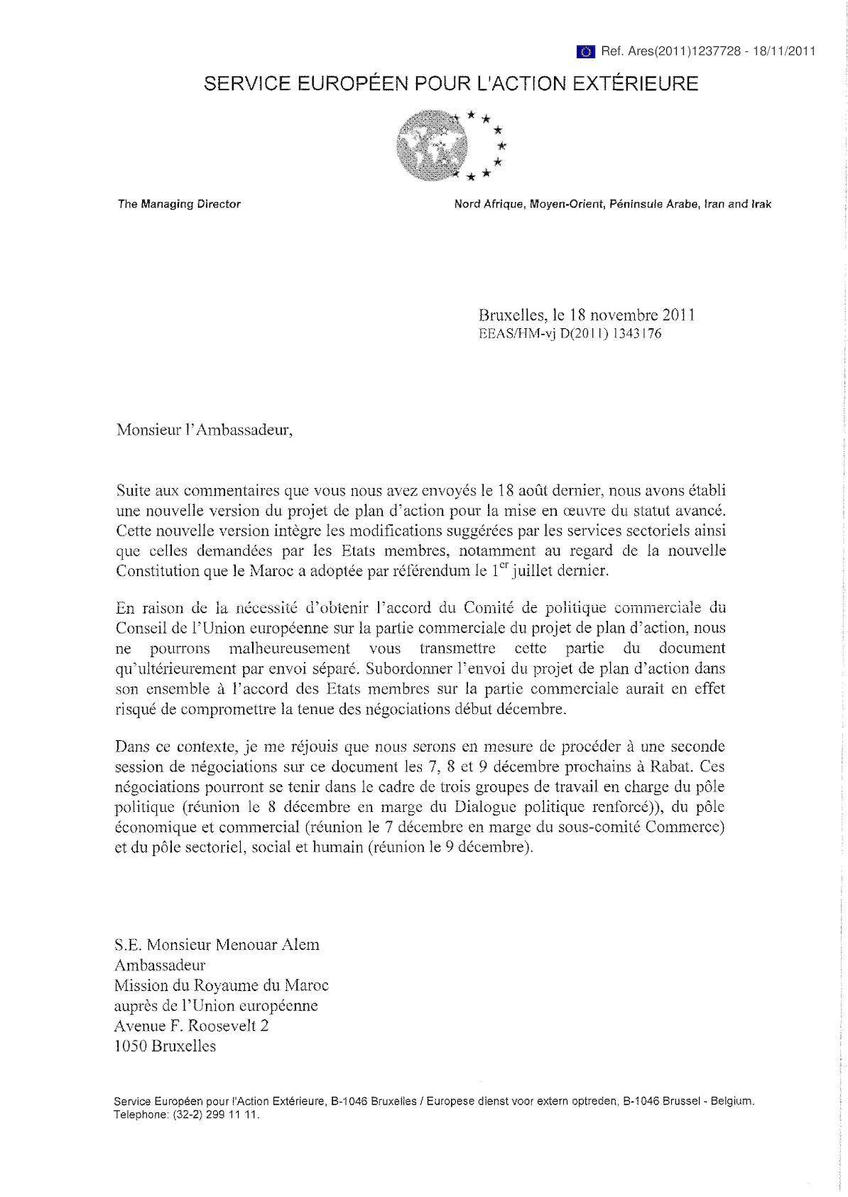 1343176 1237728 Plan D'action UE Maroc