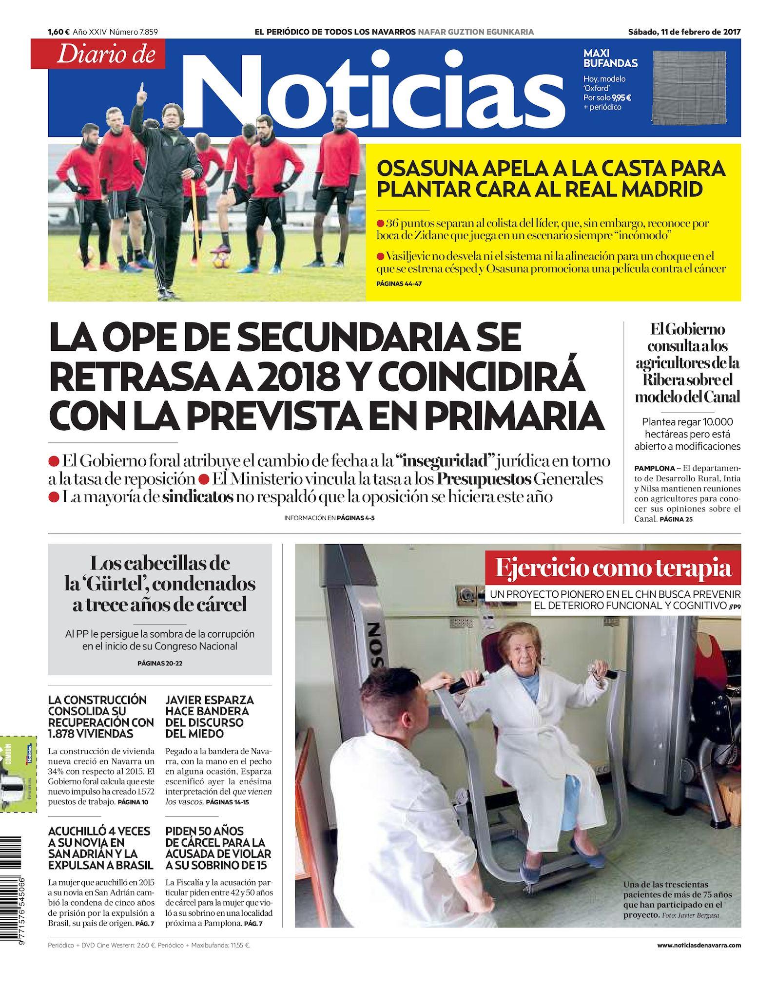 new product 6b210 c17f1 Calaméo - Diario de Noticias 20170211