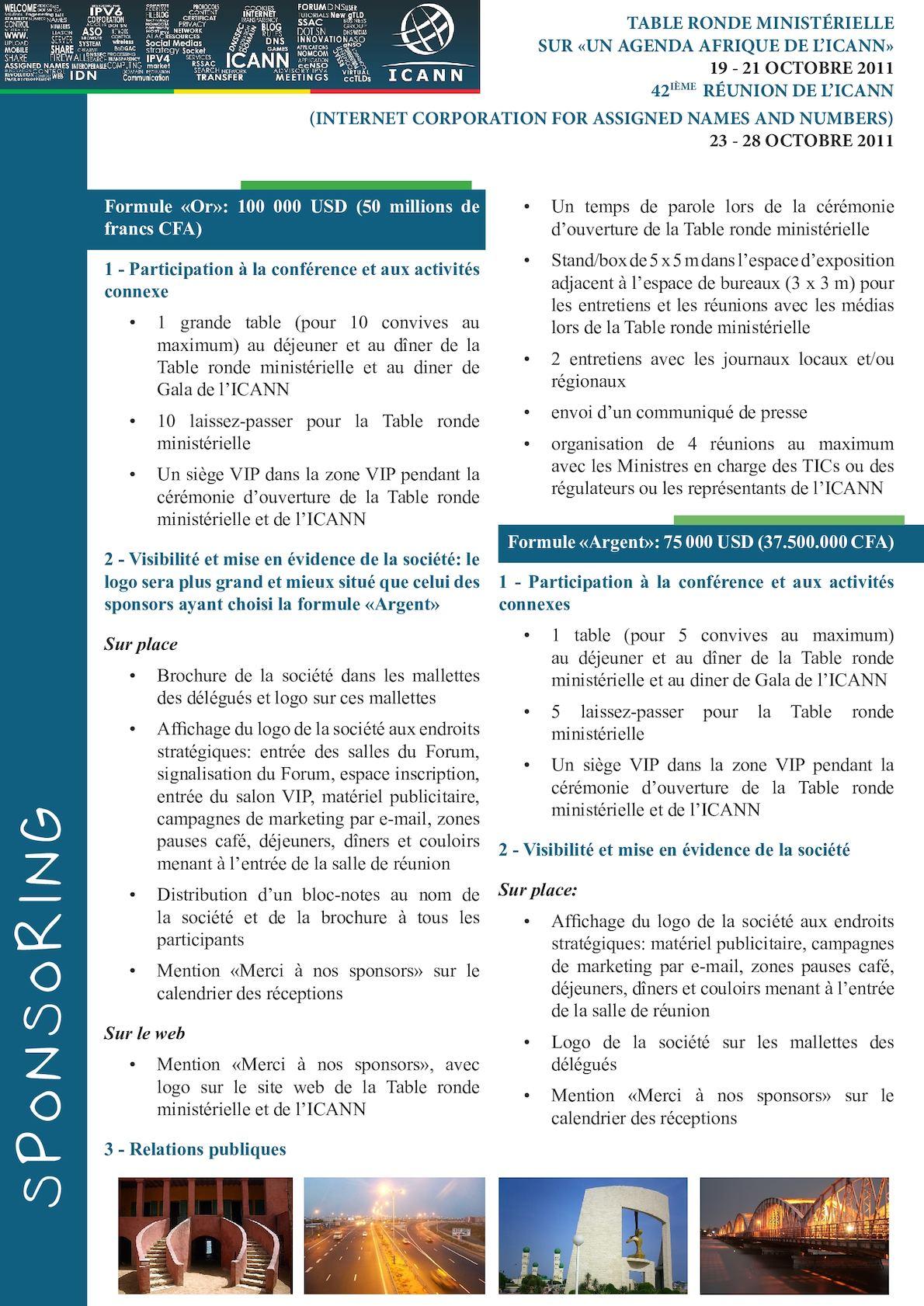 Package Sponsoring Icann42 Fr