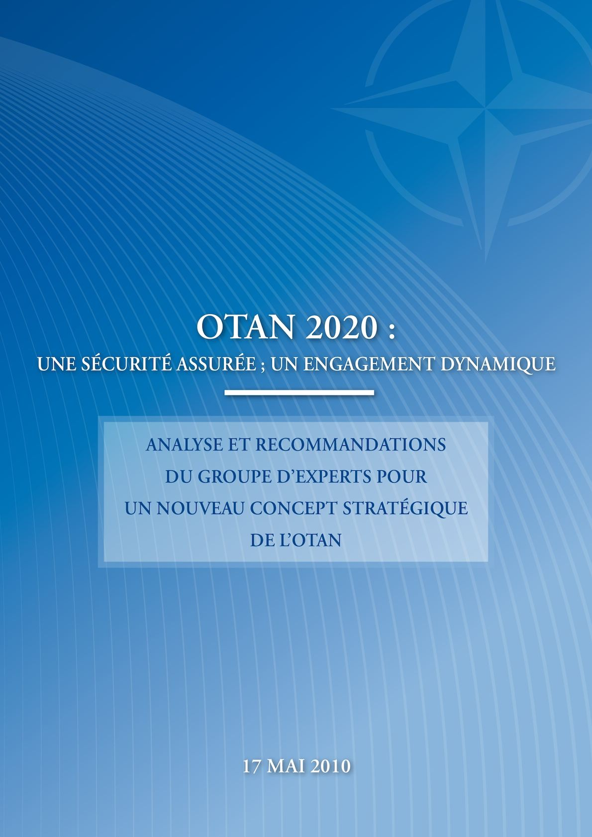 Rapport Groupe D'experts