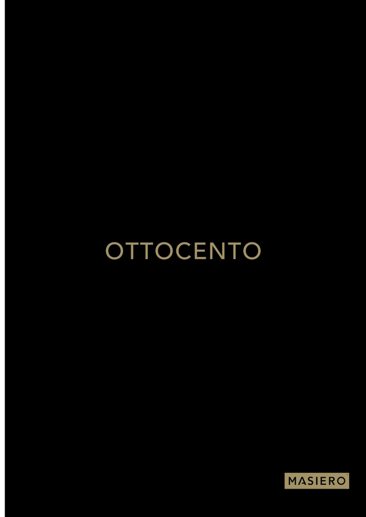 CATALOGUE  OTTOCENTO 2014