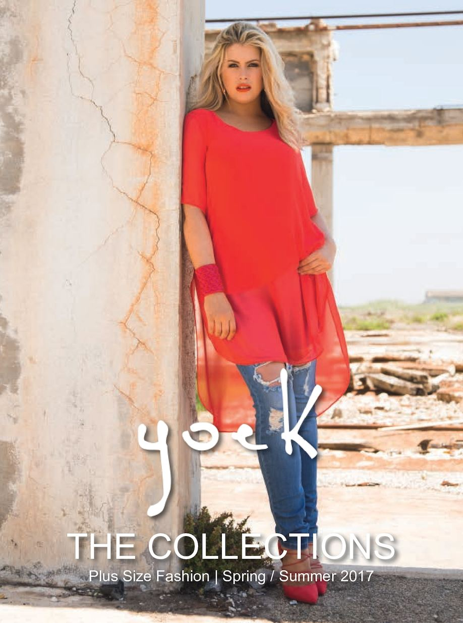 Yoek Plus Size Spring Summer 2017