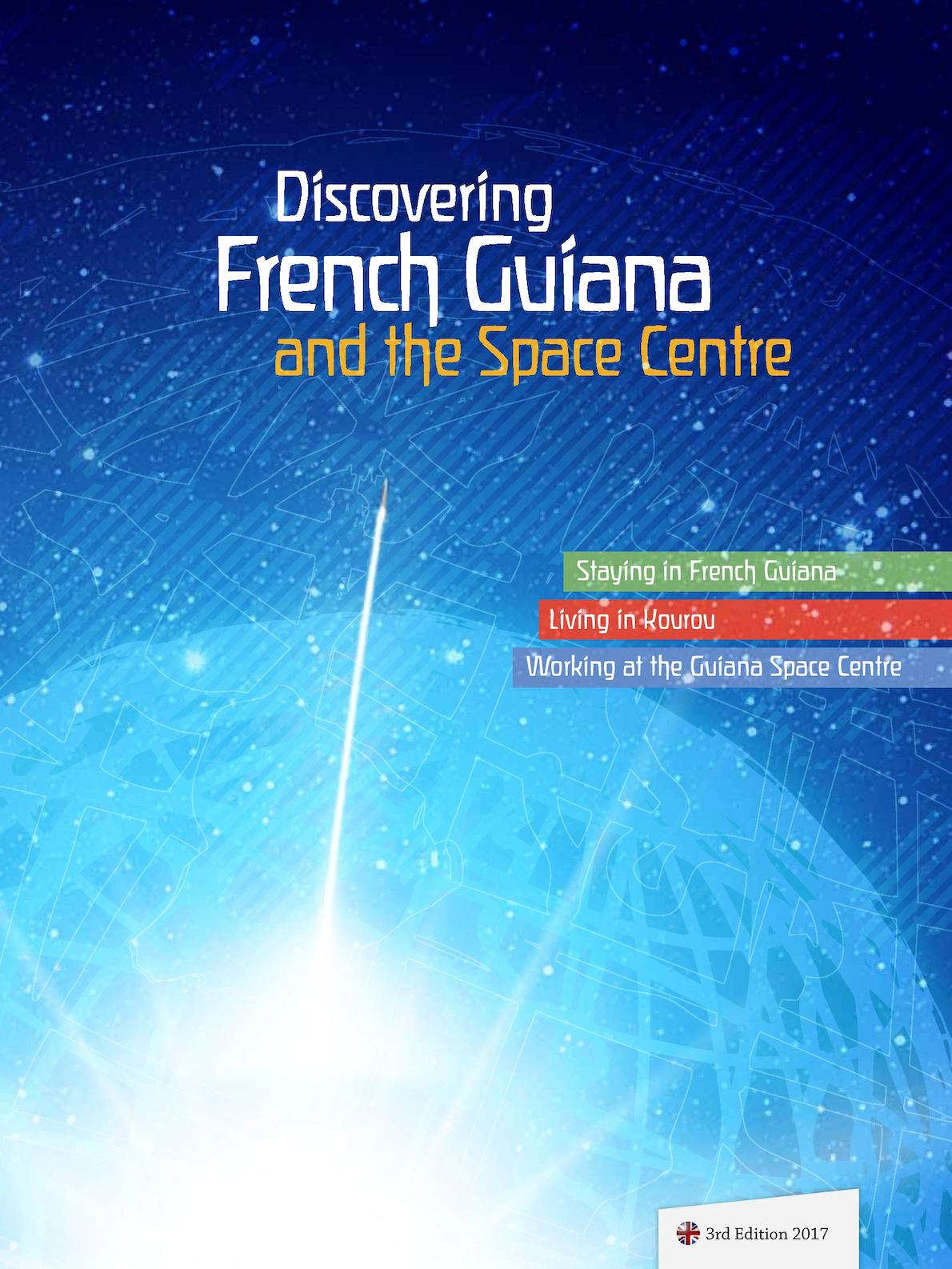 Calam O Blc Discovery Booklet French Guyana Kourou And The