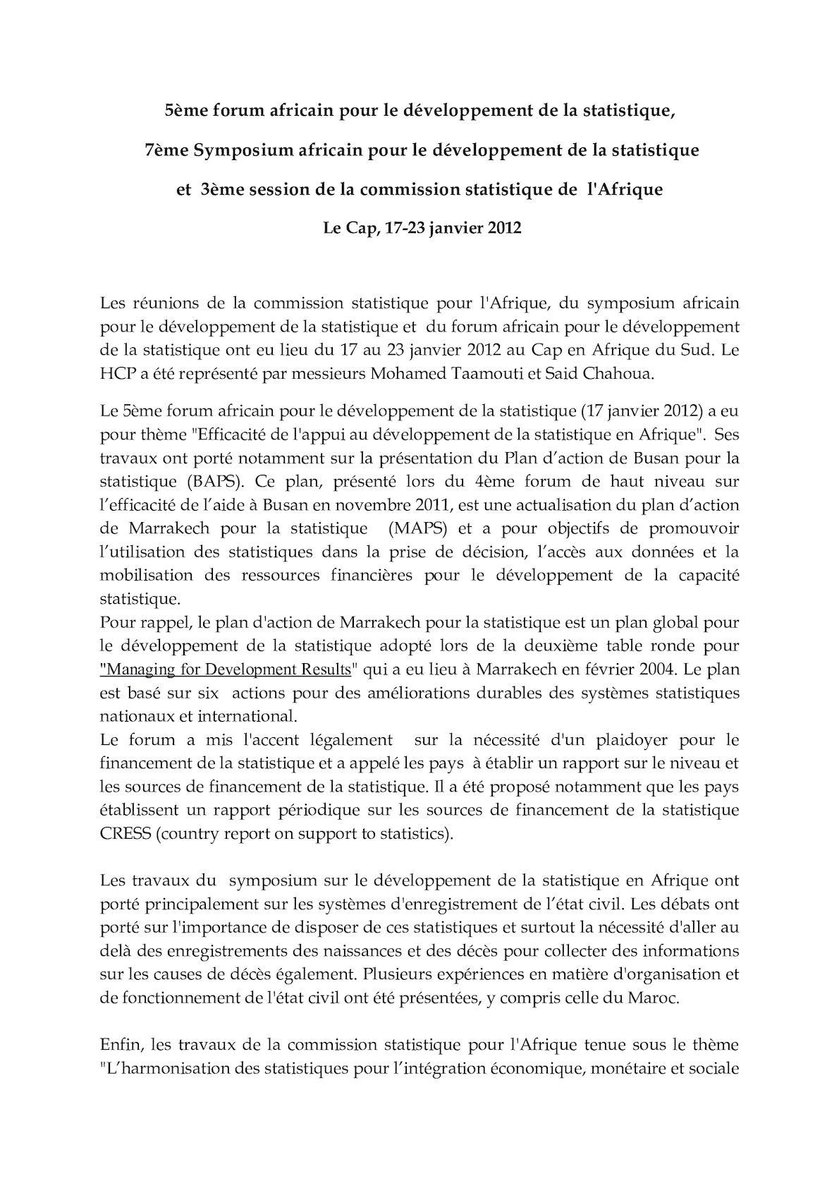 Cr Mission Le Cap 17 23 Janvierl 2012 2