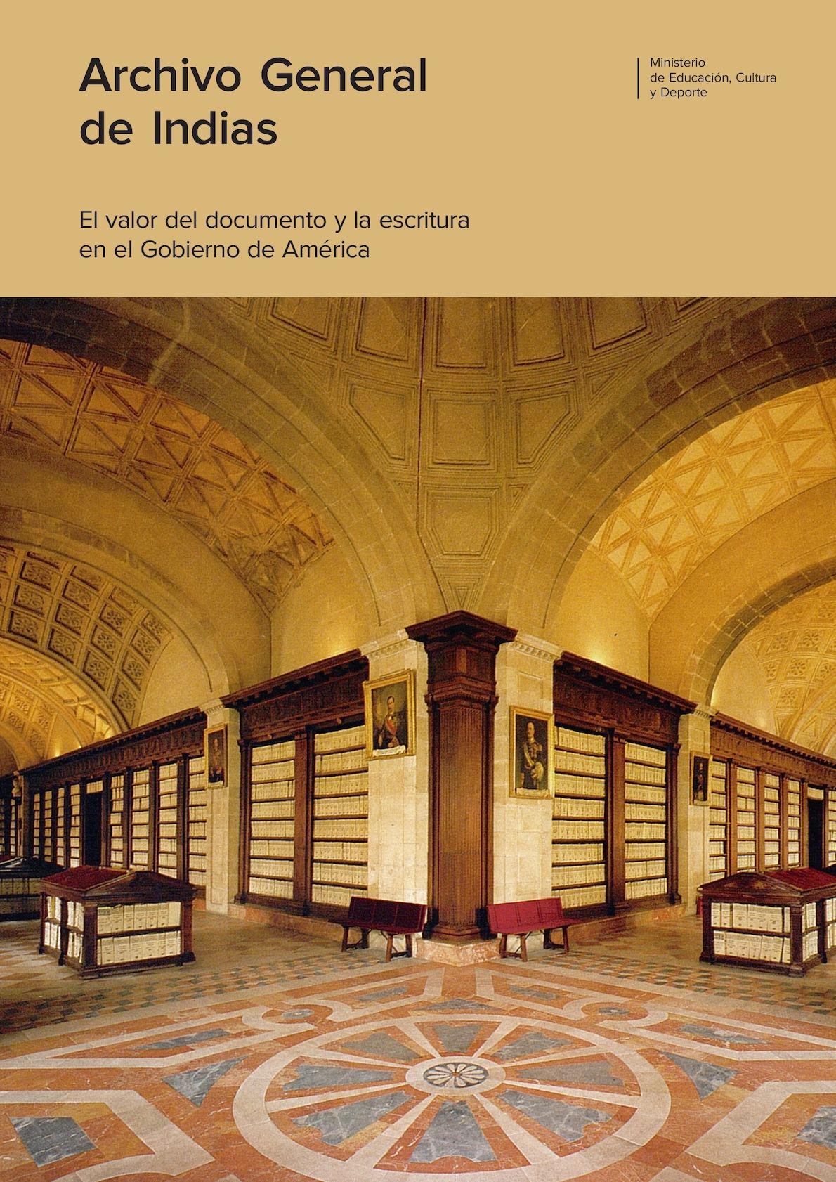 Calaméo - Archivo General de Indias. El valor del documento y la ...