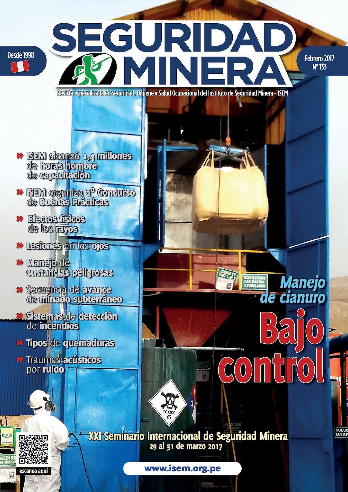 Calaméo - Seguridad Minera Edición 133