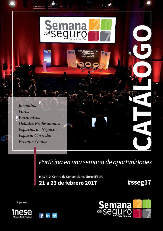 Calaméo - Catálogo Semana Seguro 2017