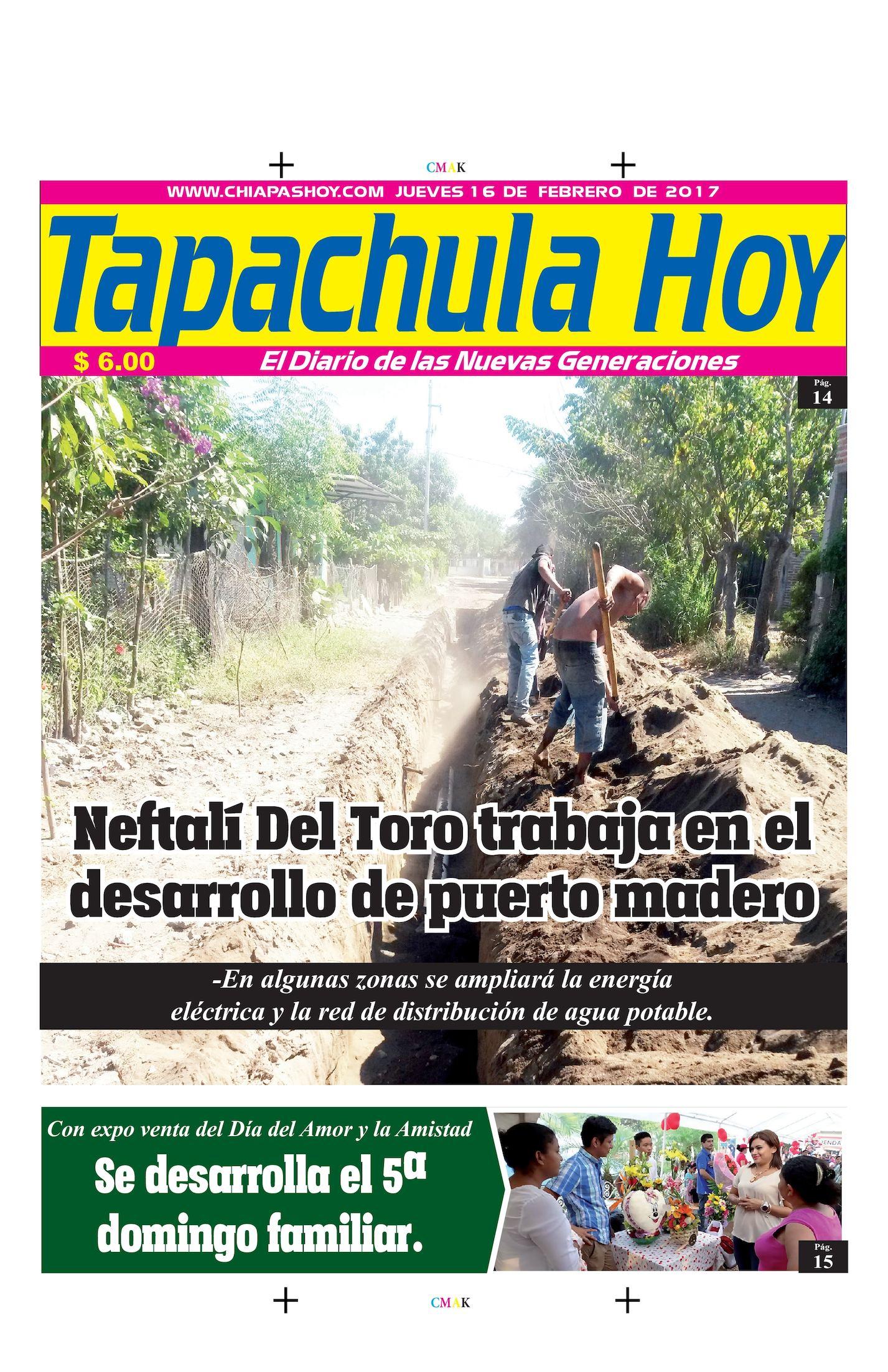 TAPACHULA 16 DE FEBRERO