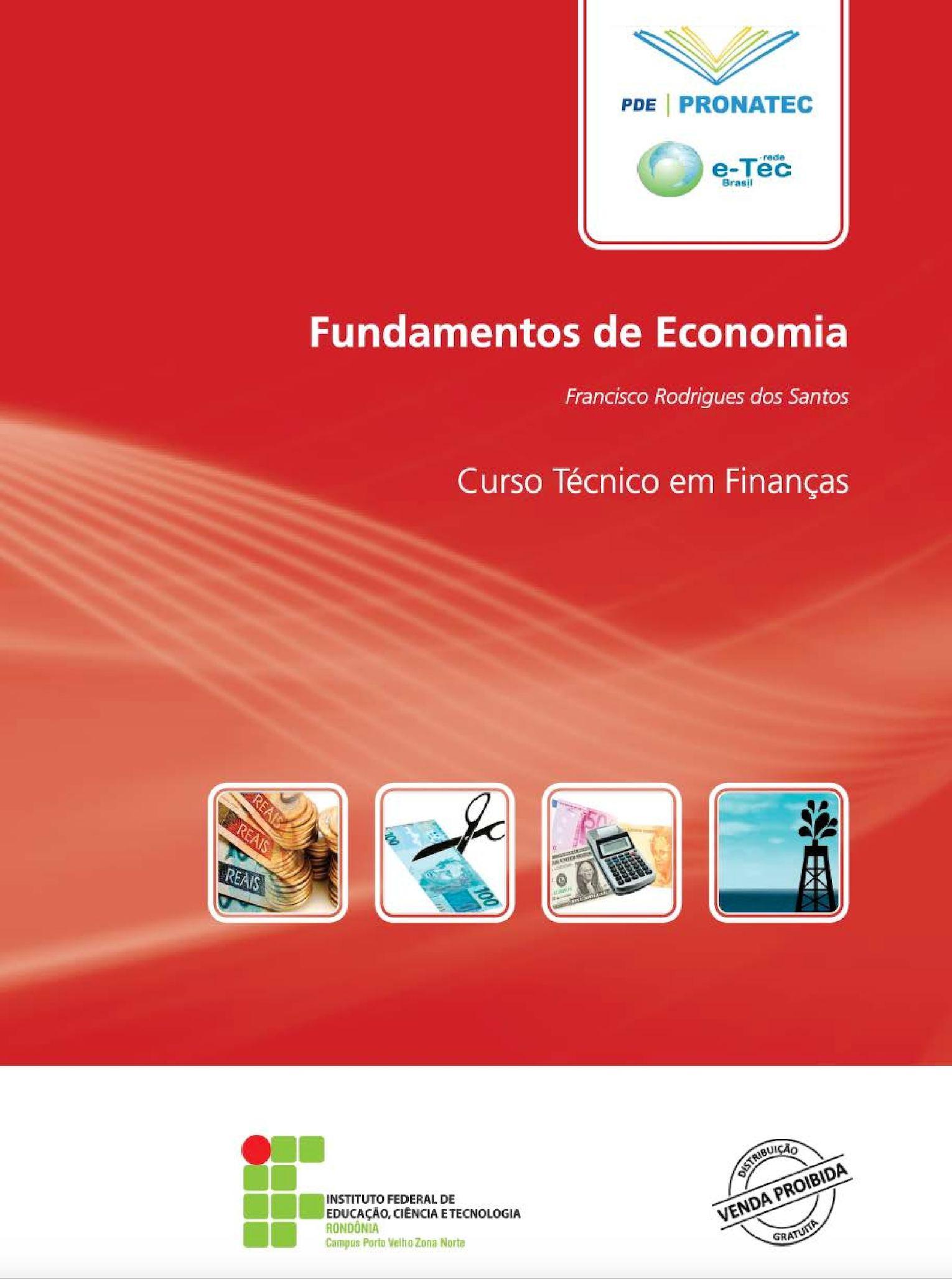 Curso Finanças   Fundamentos de Economia