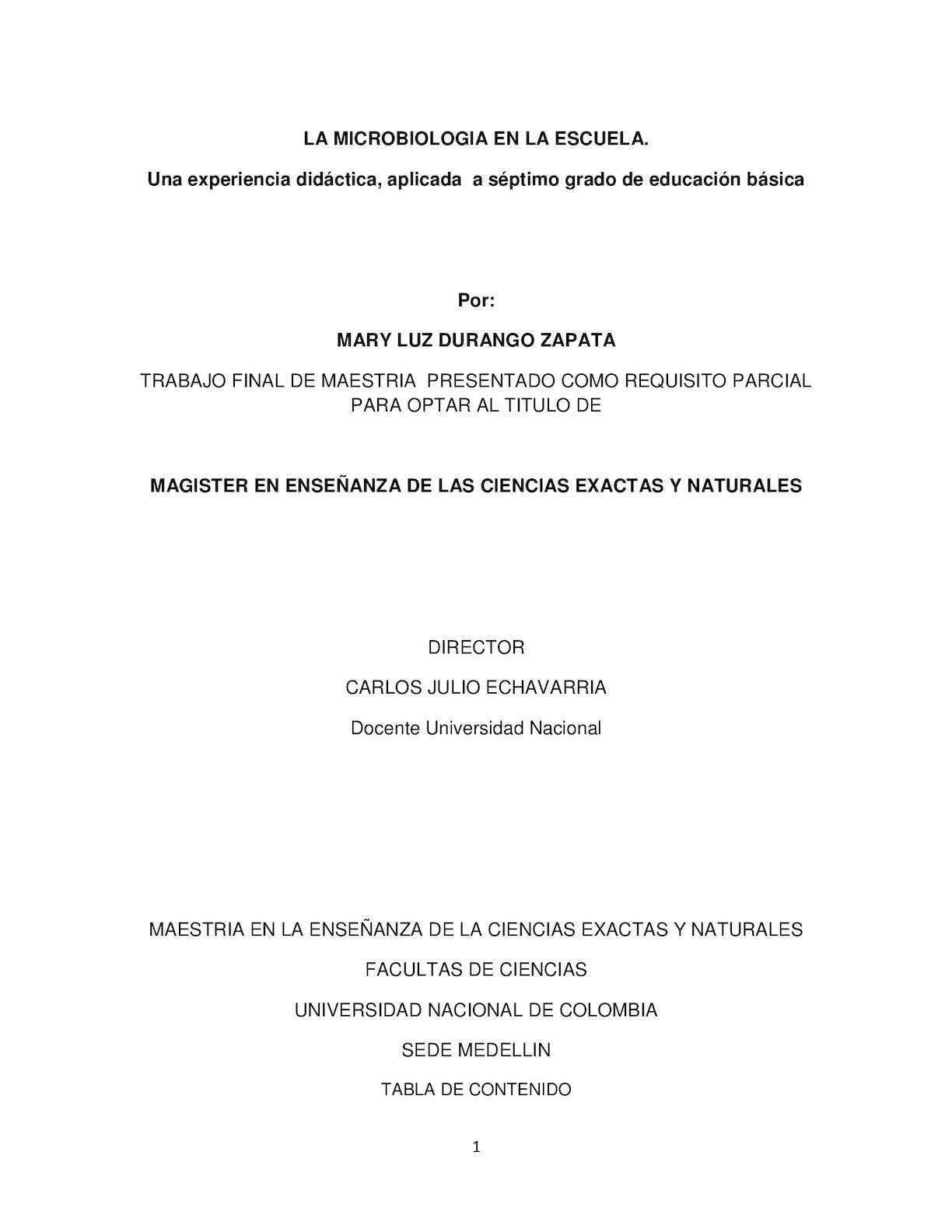 Calaméo - La Microbiologia En La Escuela%2c Una Propuesta Didactica ...