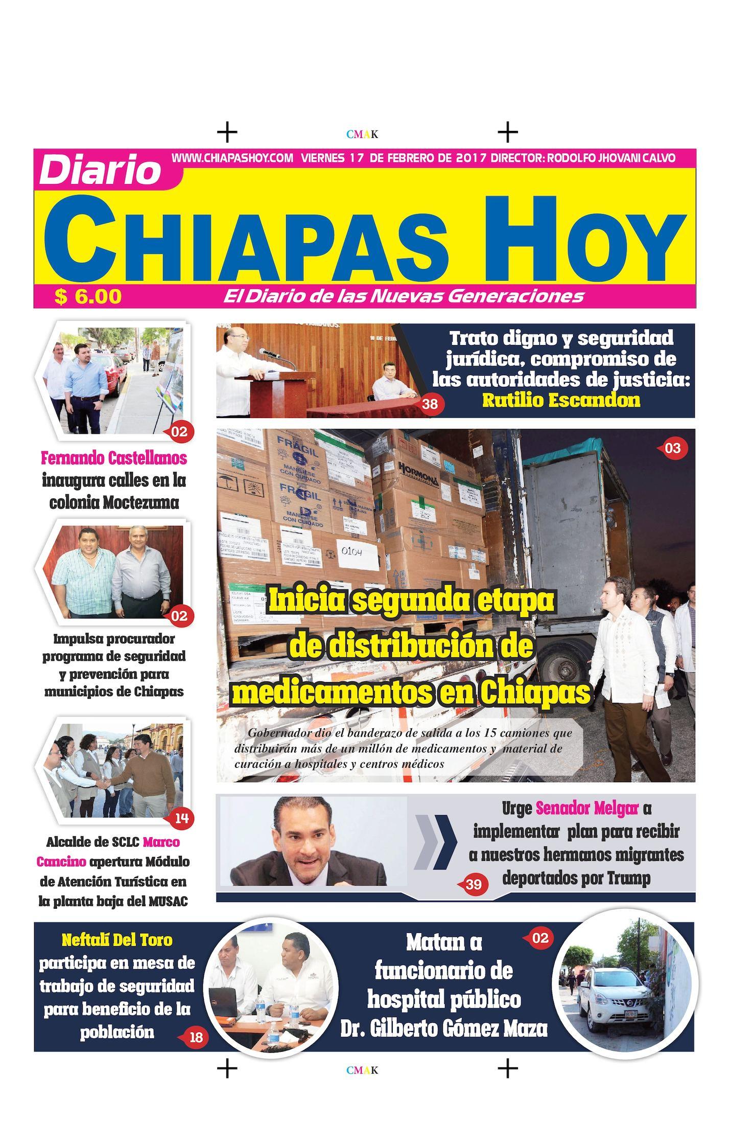 Chiapas 17 De Febrero