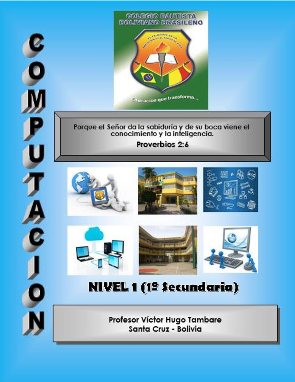 TEXTO NIVEL 1 (1o SECUNDARIA)
