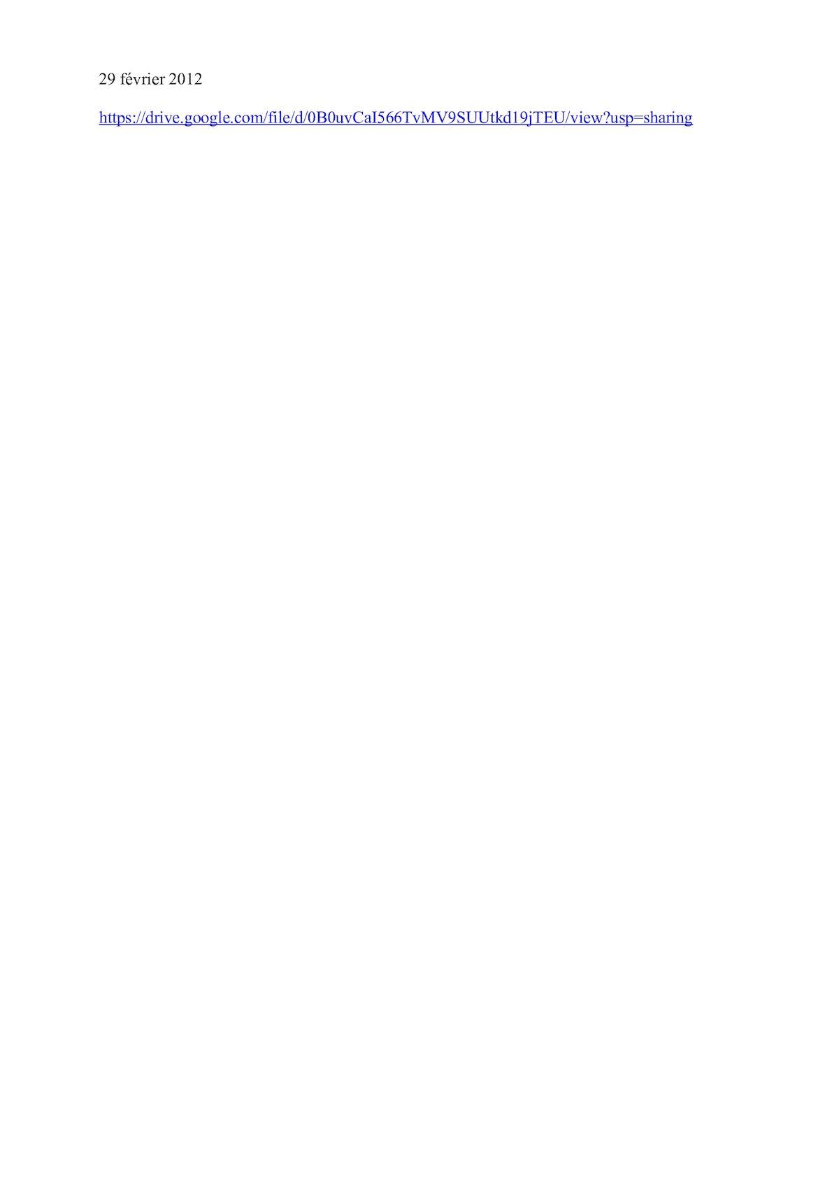 Lien De Téléchargement Google Drive 29 Février Bis2012