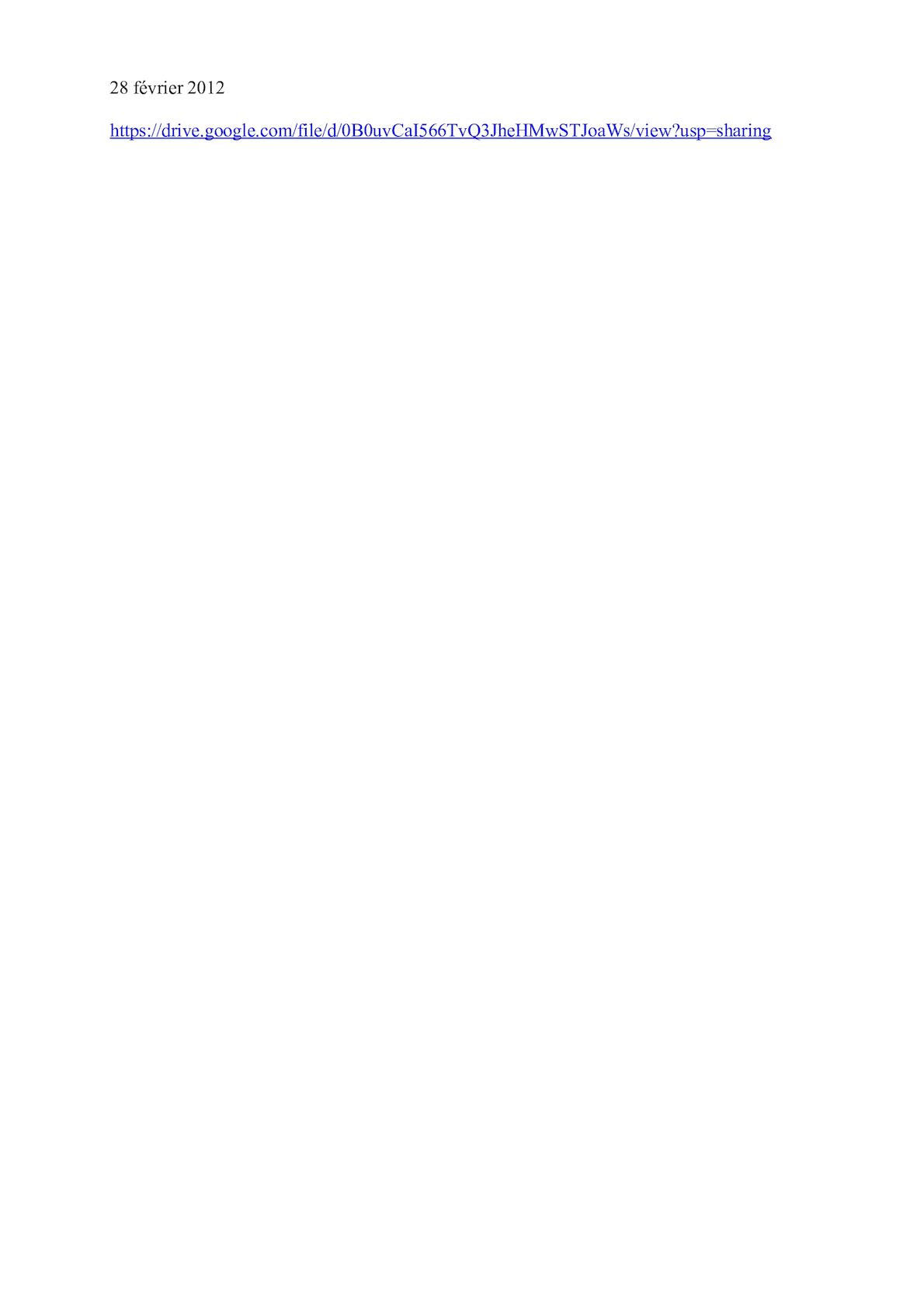 Lien De Téléchargement Google Drive 28 Février Bis2012