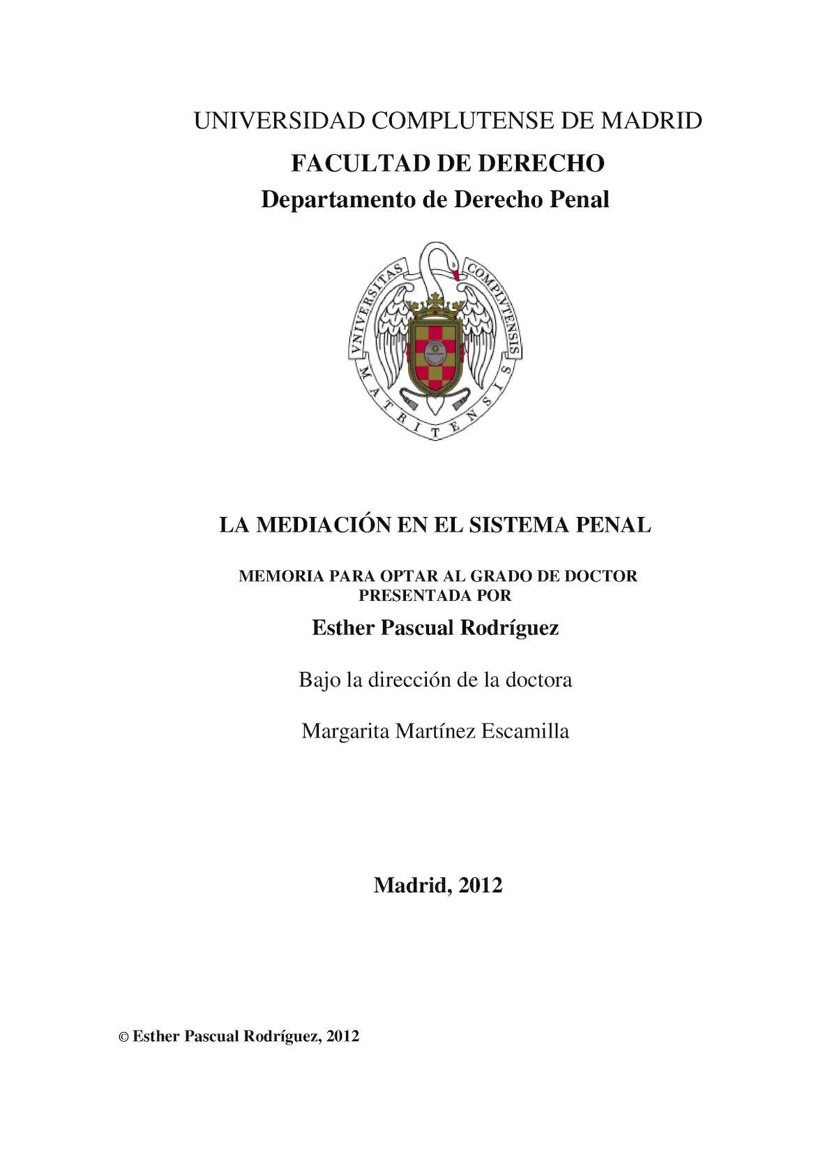 Calaméo - Mediacion Tesis Doctoral