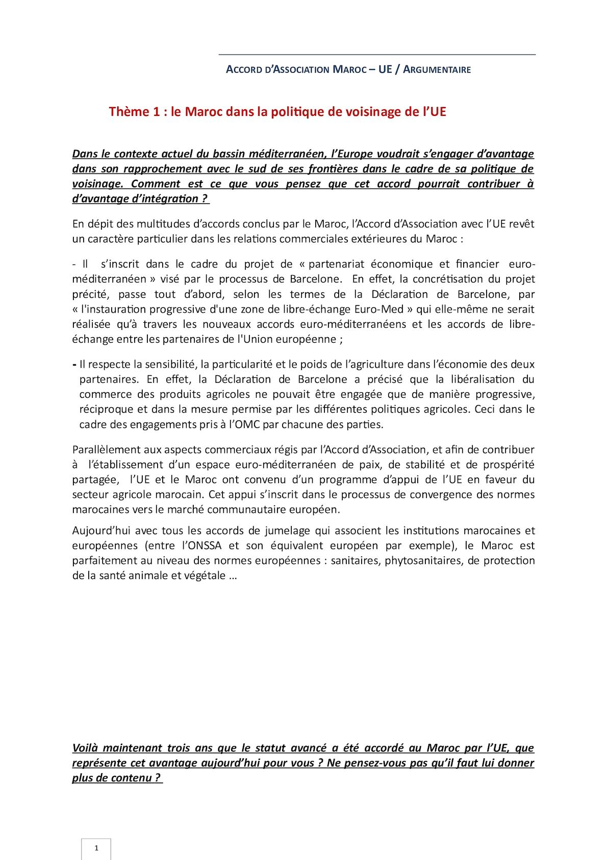 Mapm Argumentaire Accord Agricole