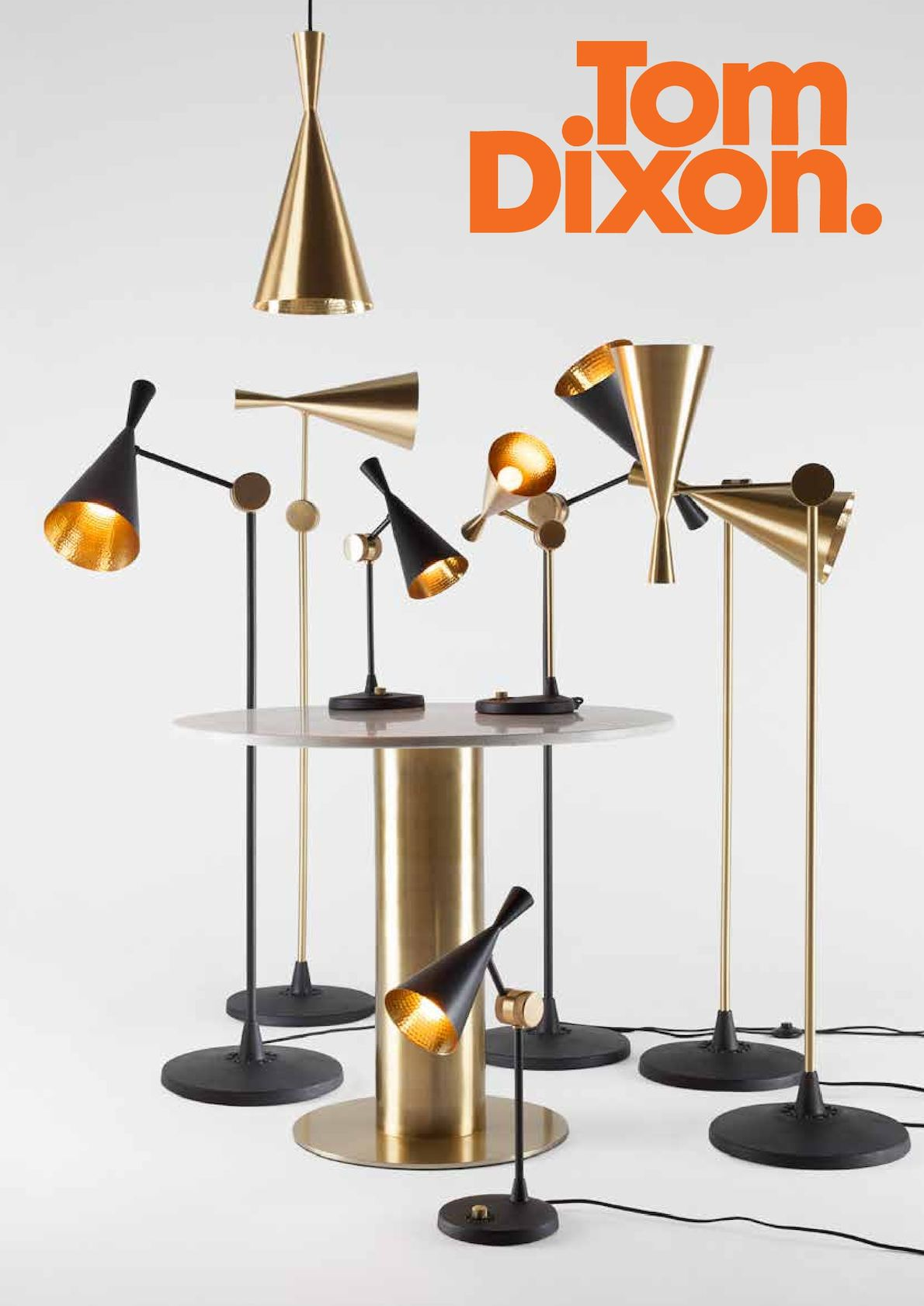 Tom Dixon Lookbook 2014