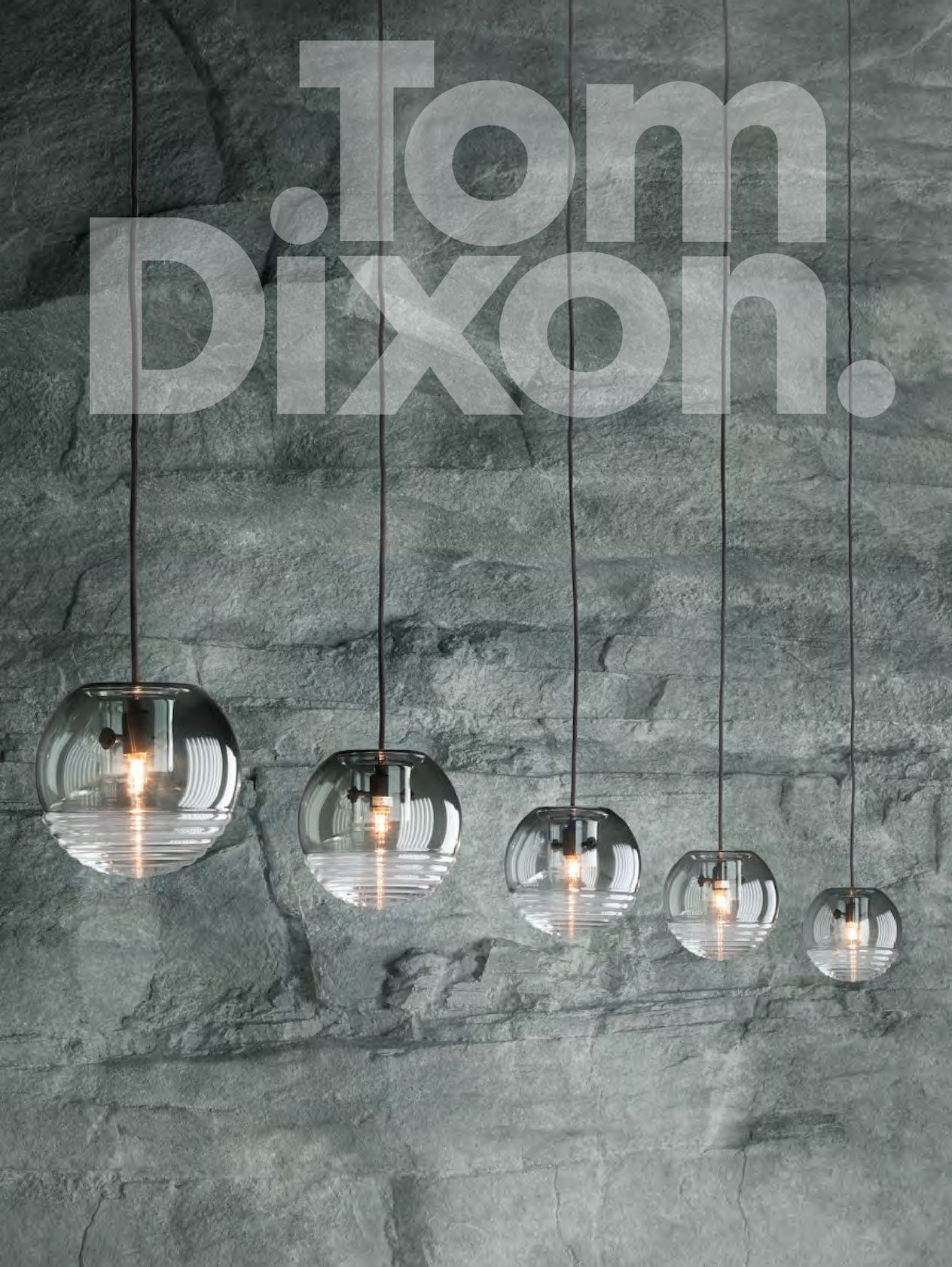 Tom Dixon Brand Catalogue 2013 2014