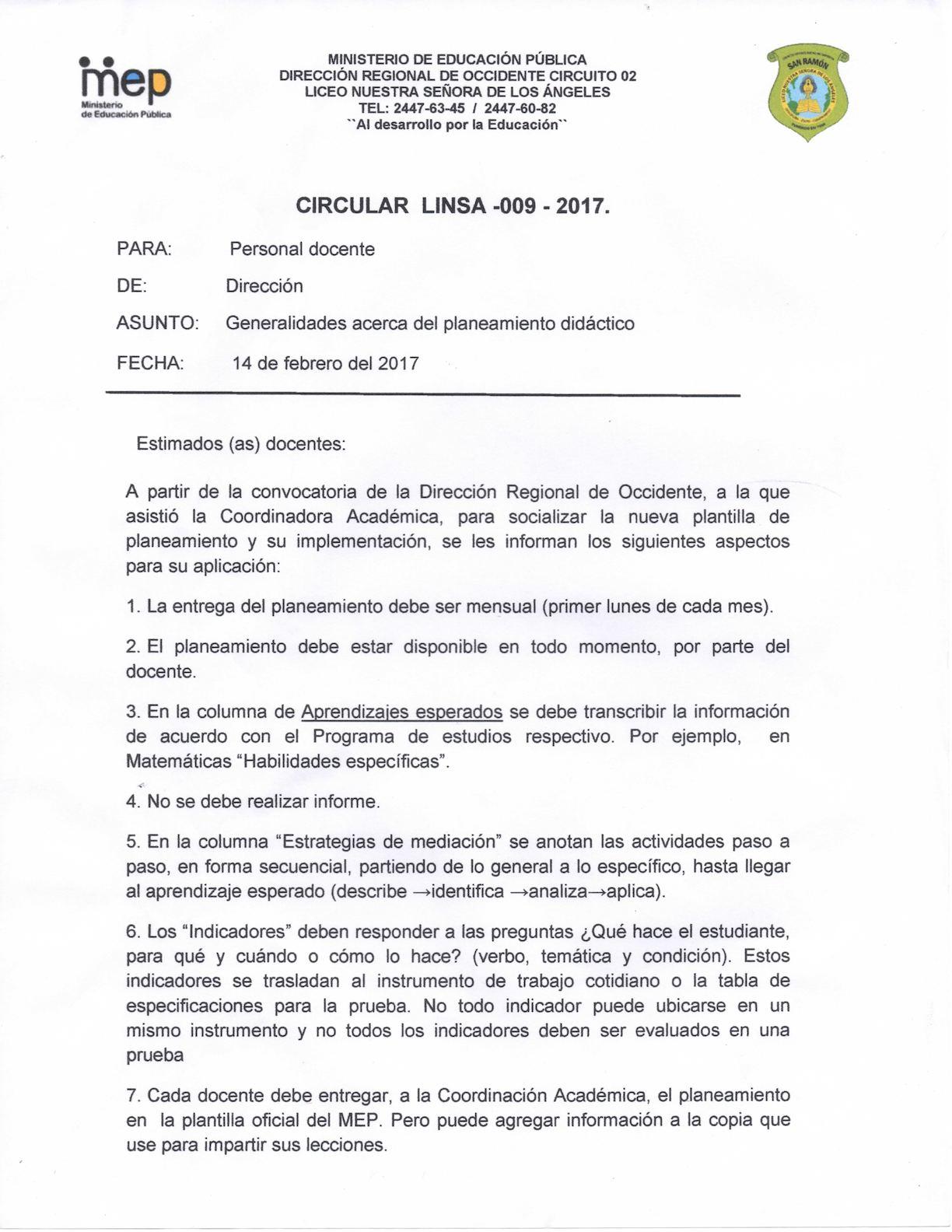 Calaméo - Generalidades Acerca Del Planeamiento Didactico