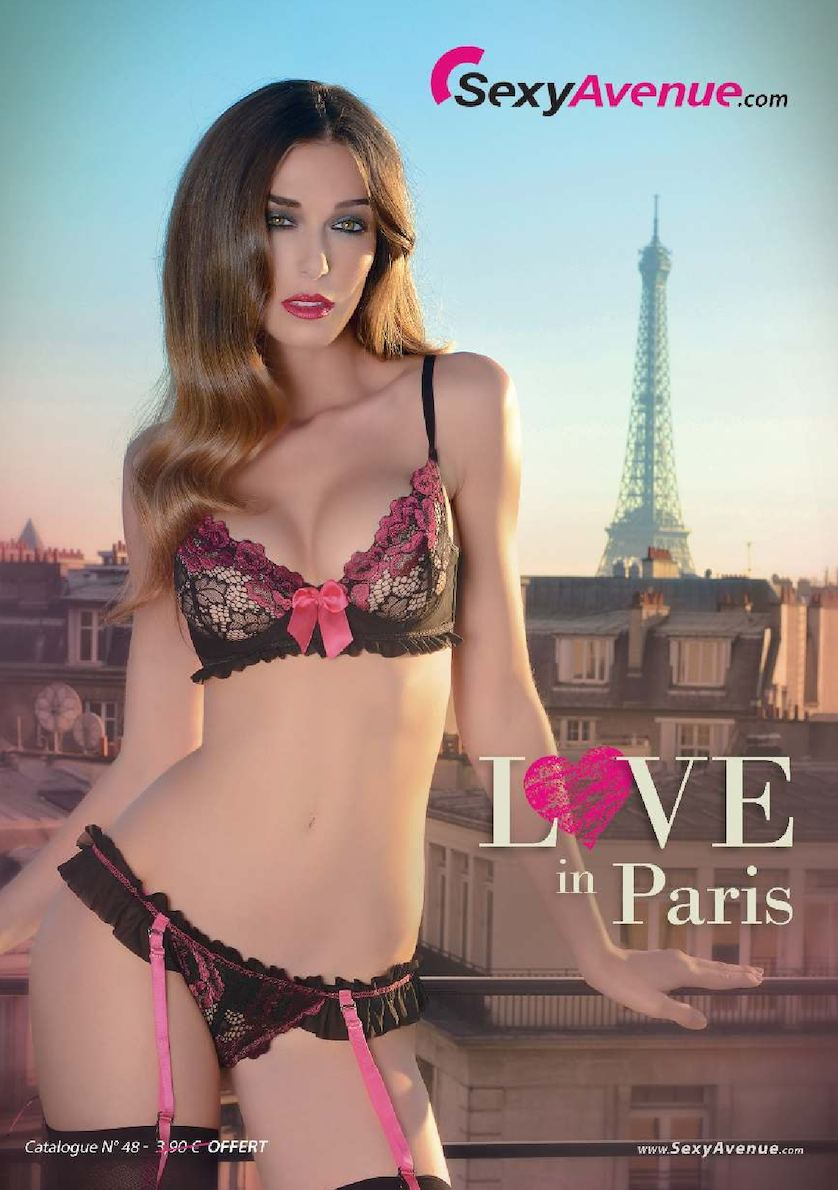 Catalogue Sexy Avenue