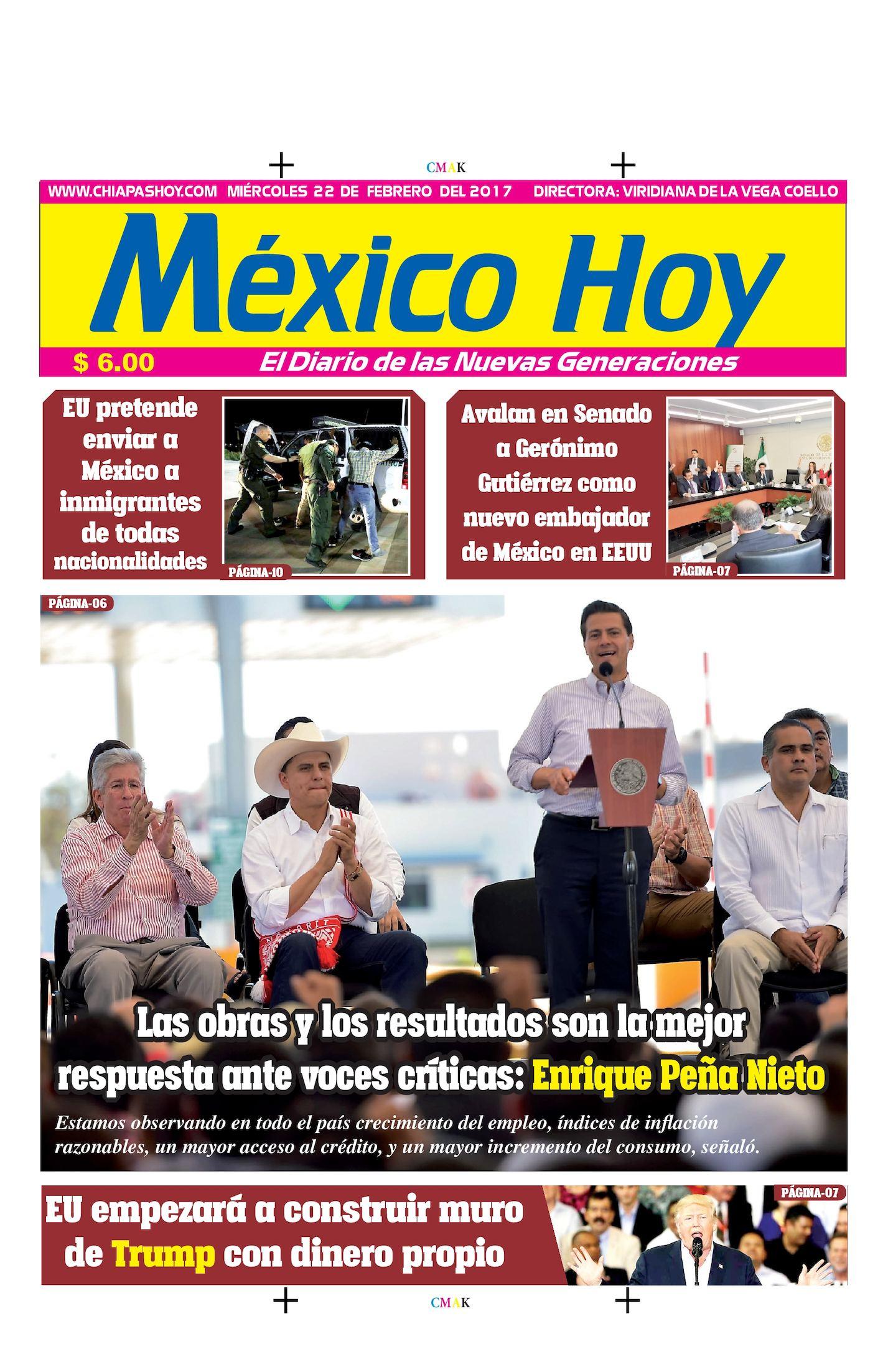 MEXICO 22 DE FEBRERO