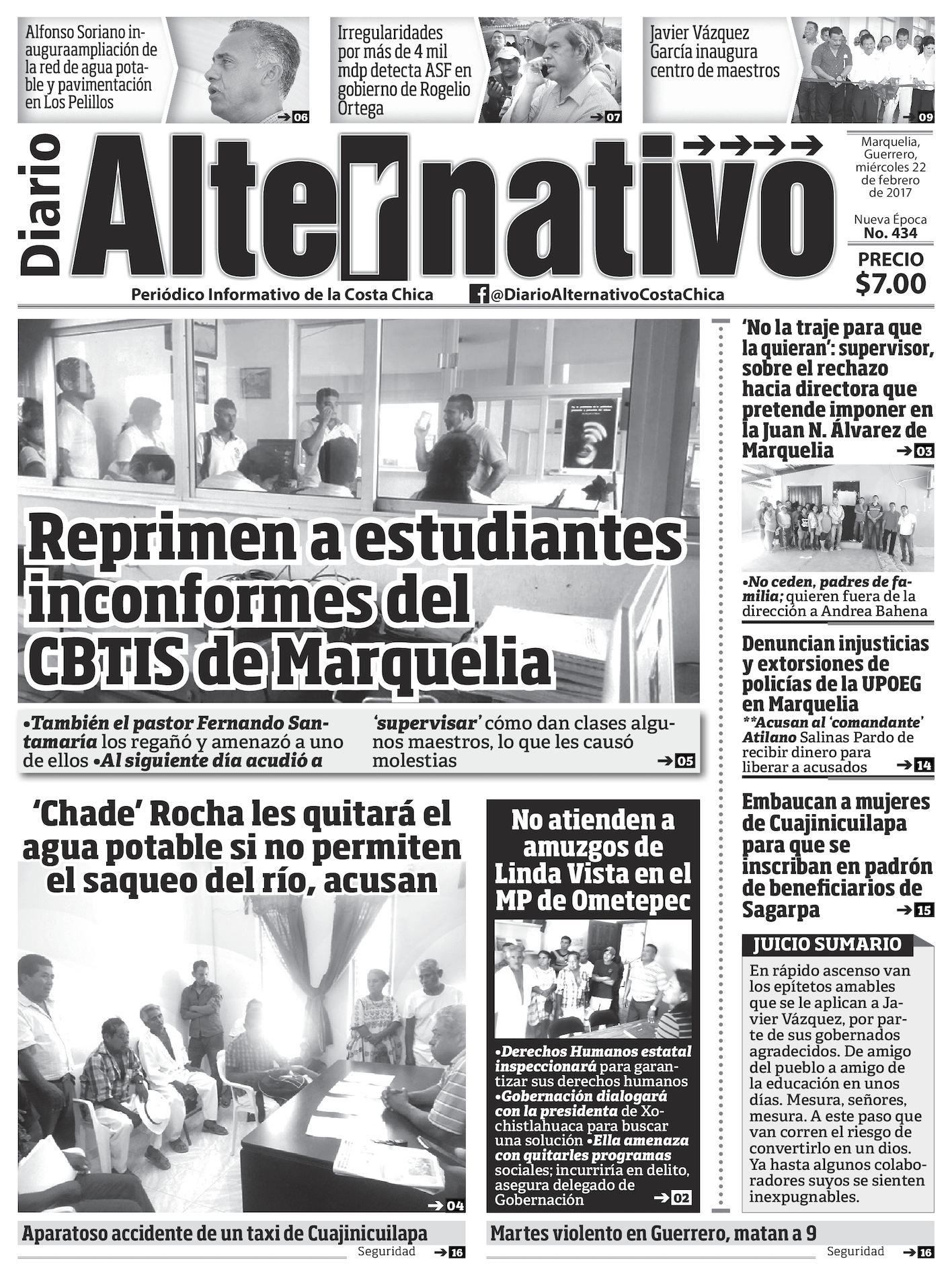 Calaméo - Diario Alternativo 434
