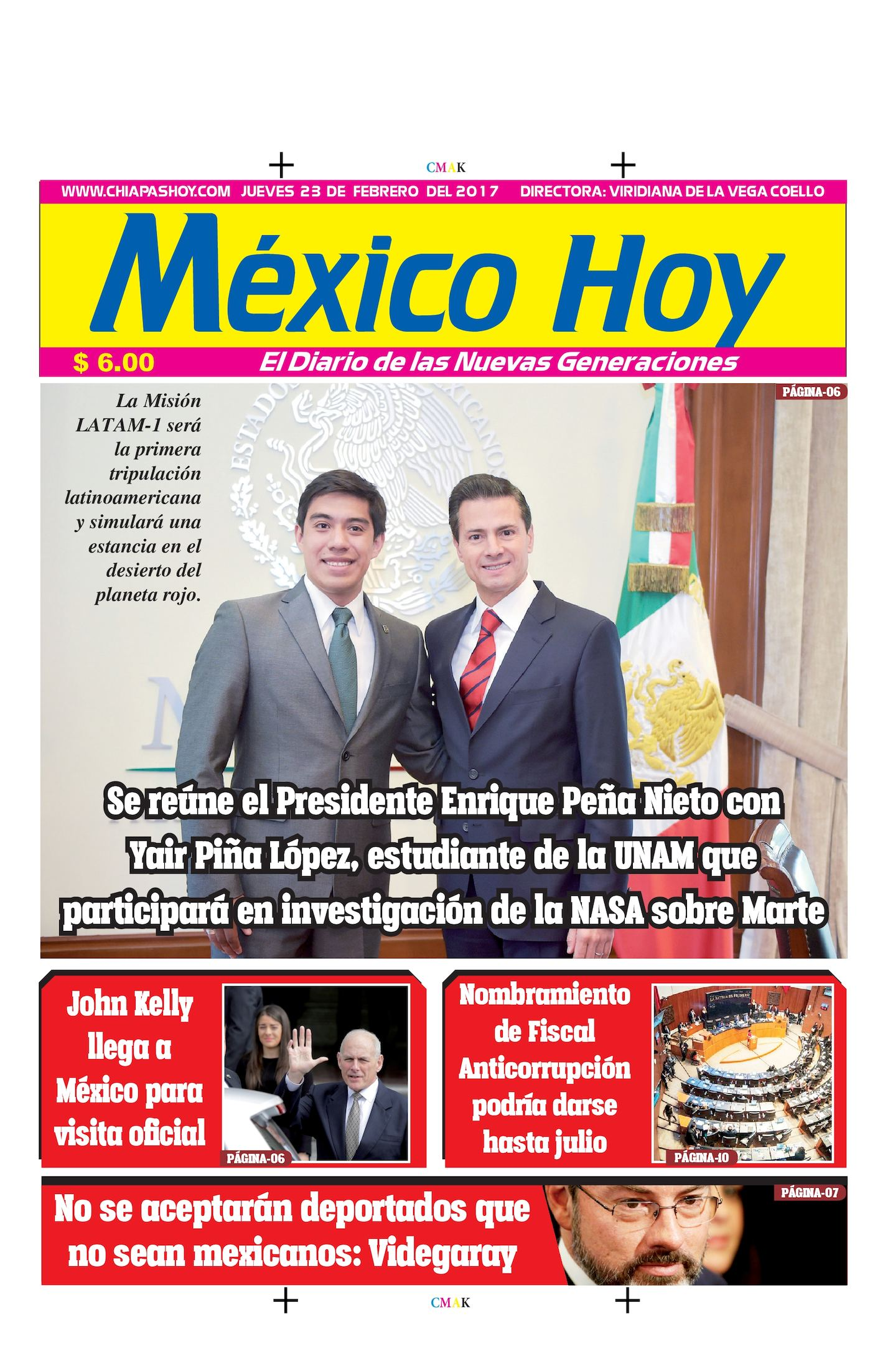 MEXICO 23 DE FEBRERO