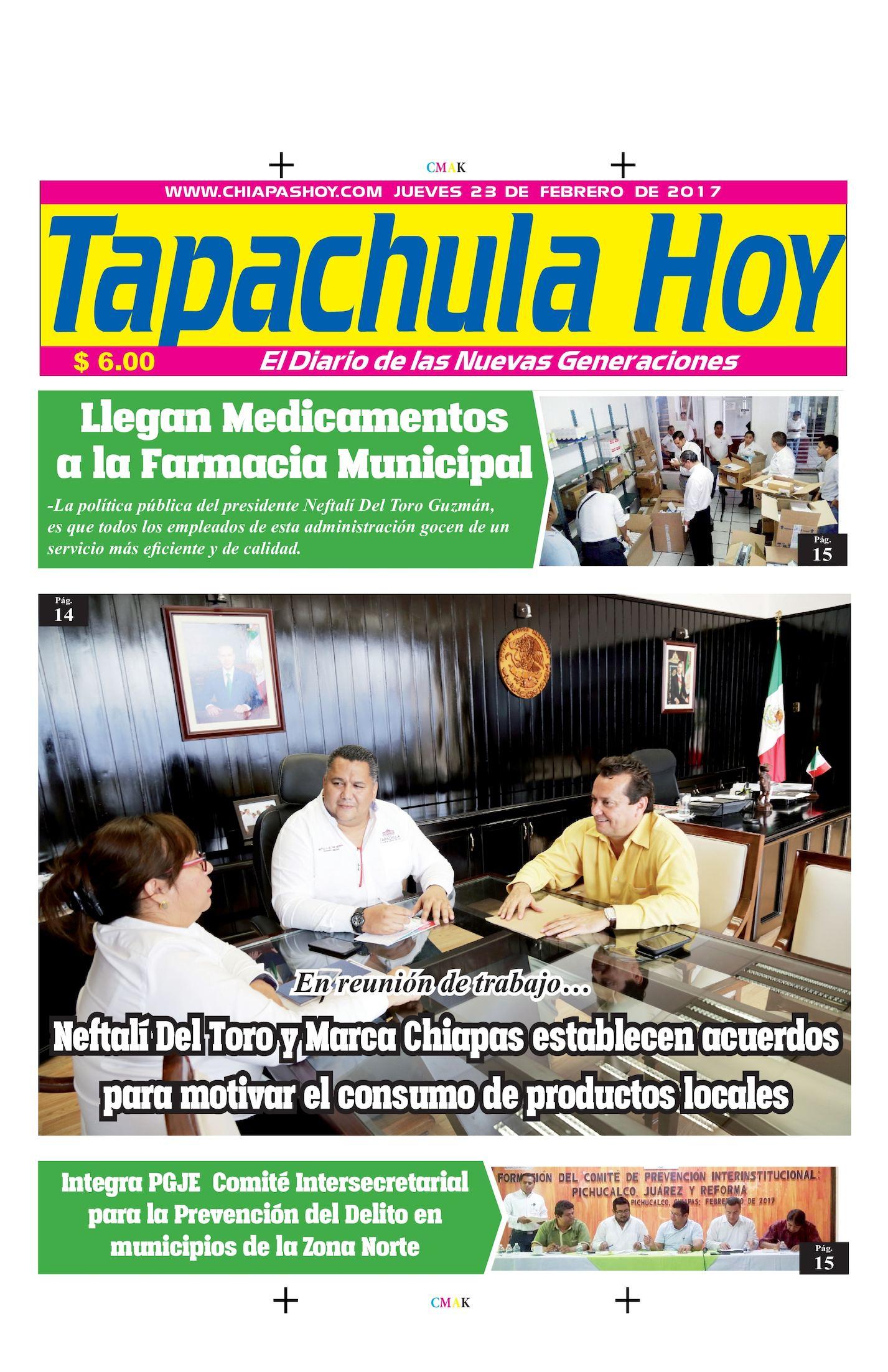 TAPACHULA 23 DE FEBRERO