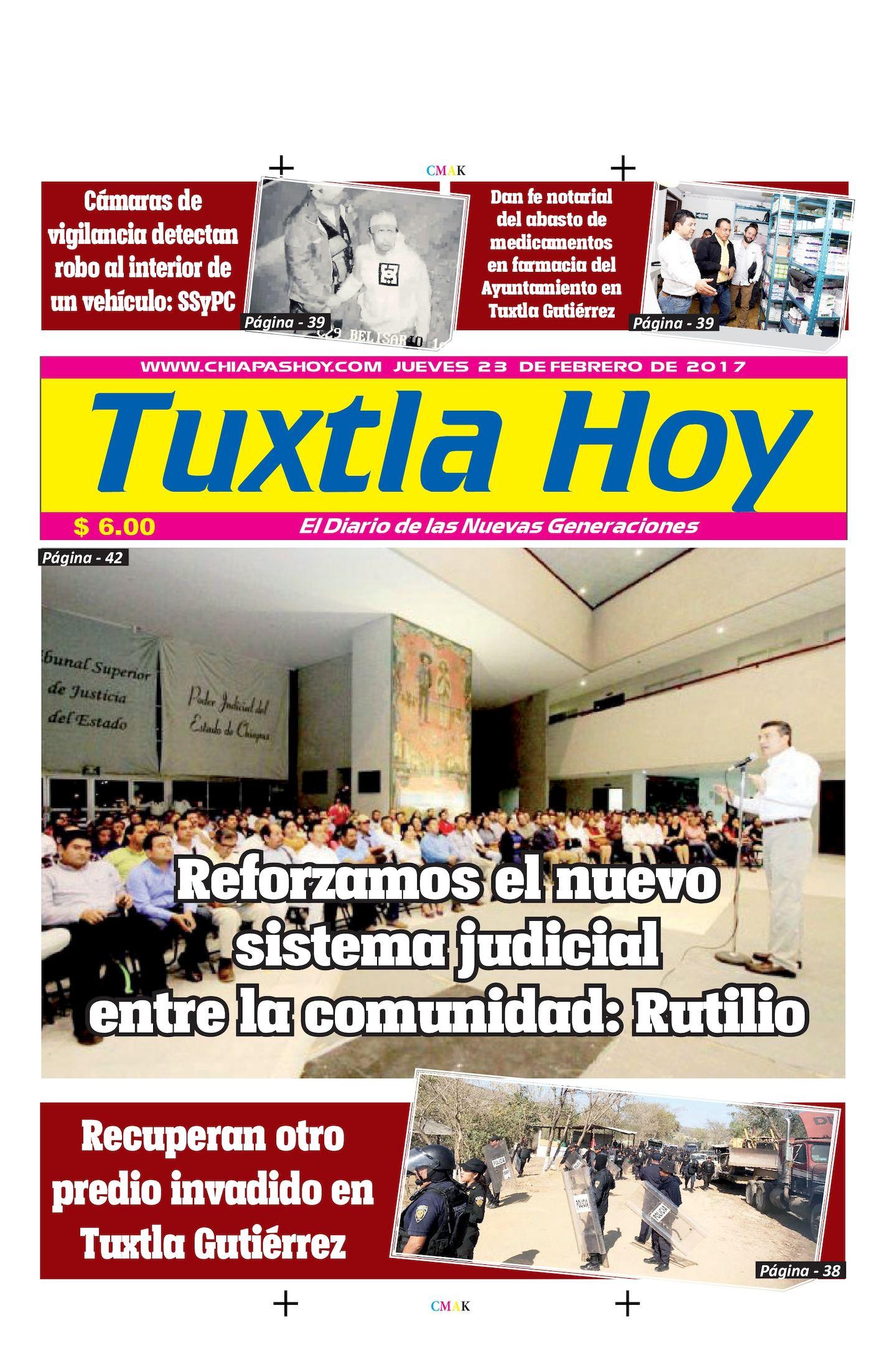 TUXTLA 23 DE FEBRERO