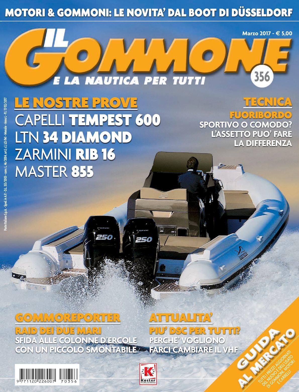 Il Gommone n. 356