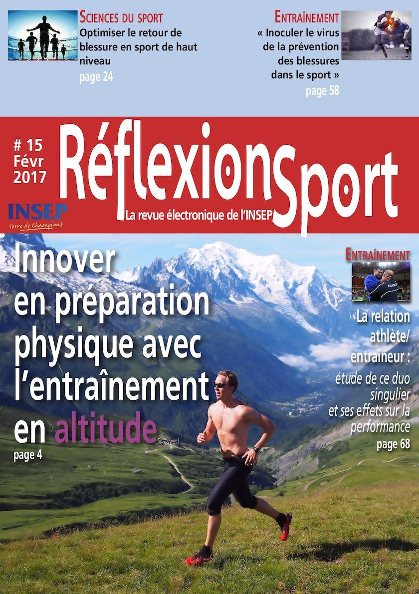 Réflexions Sport Numéro #15