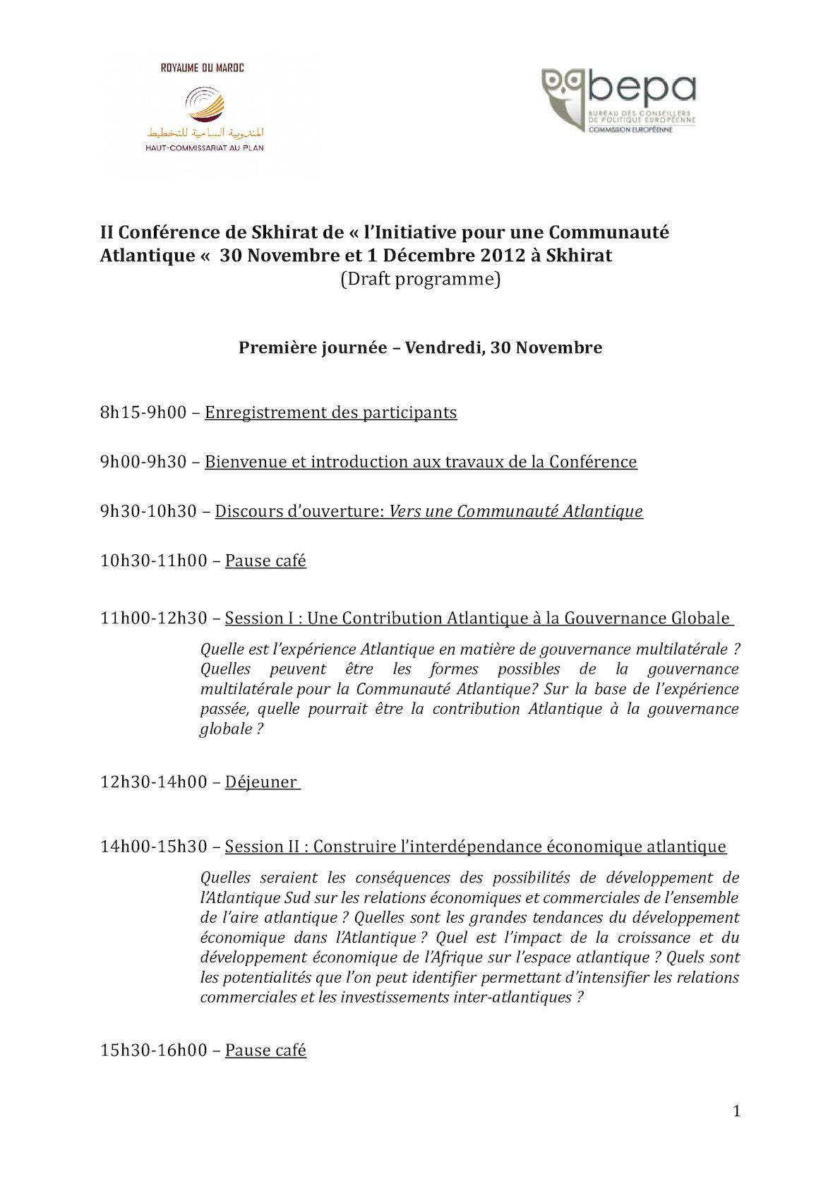 Draft Programme Hcp (français) V2