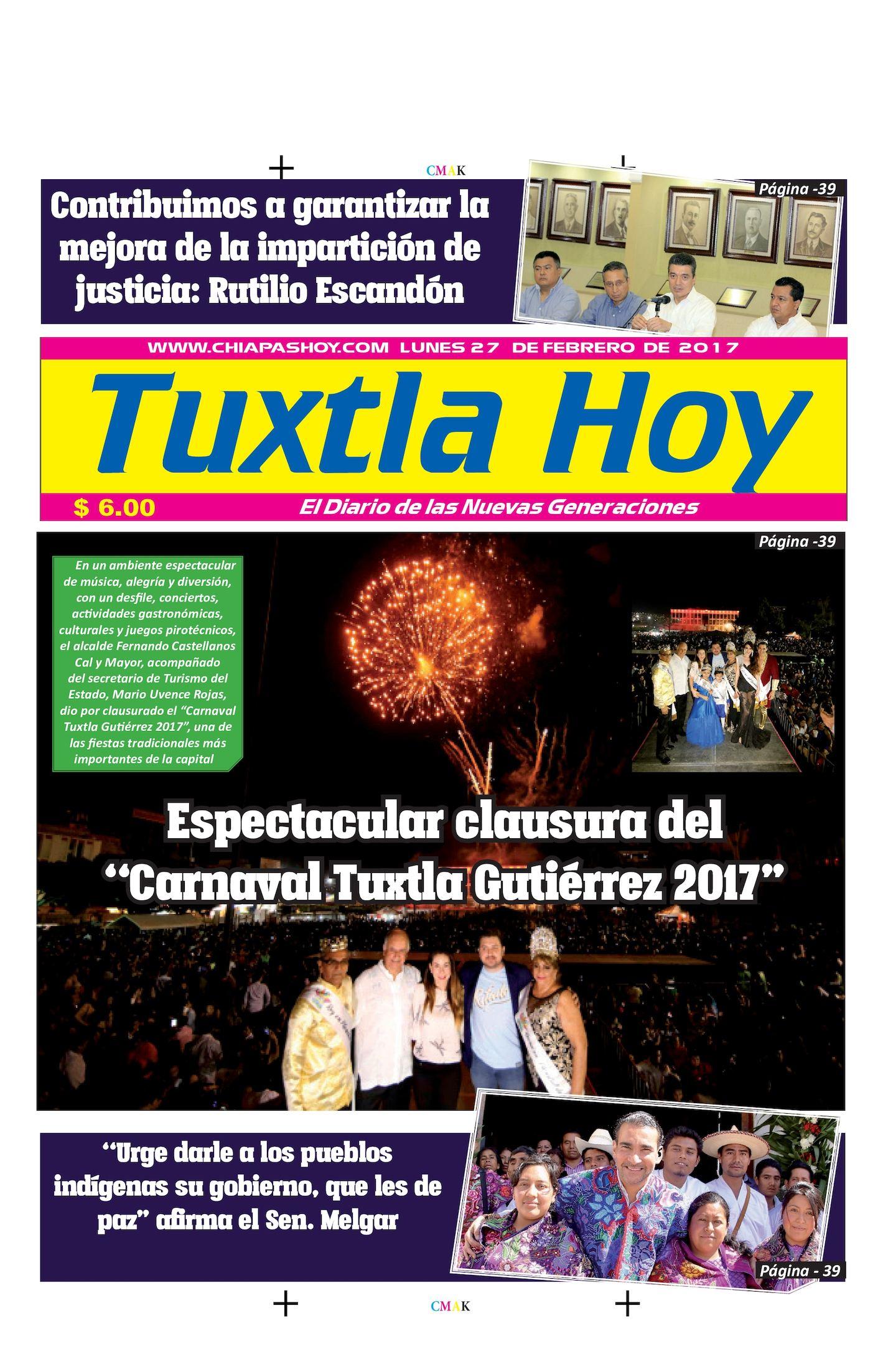 Tuxtla Hoy 270217