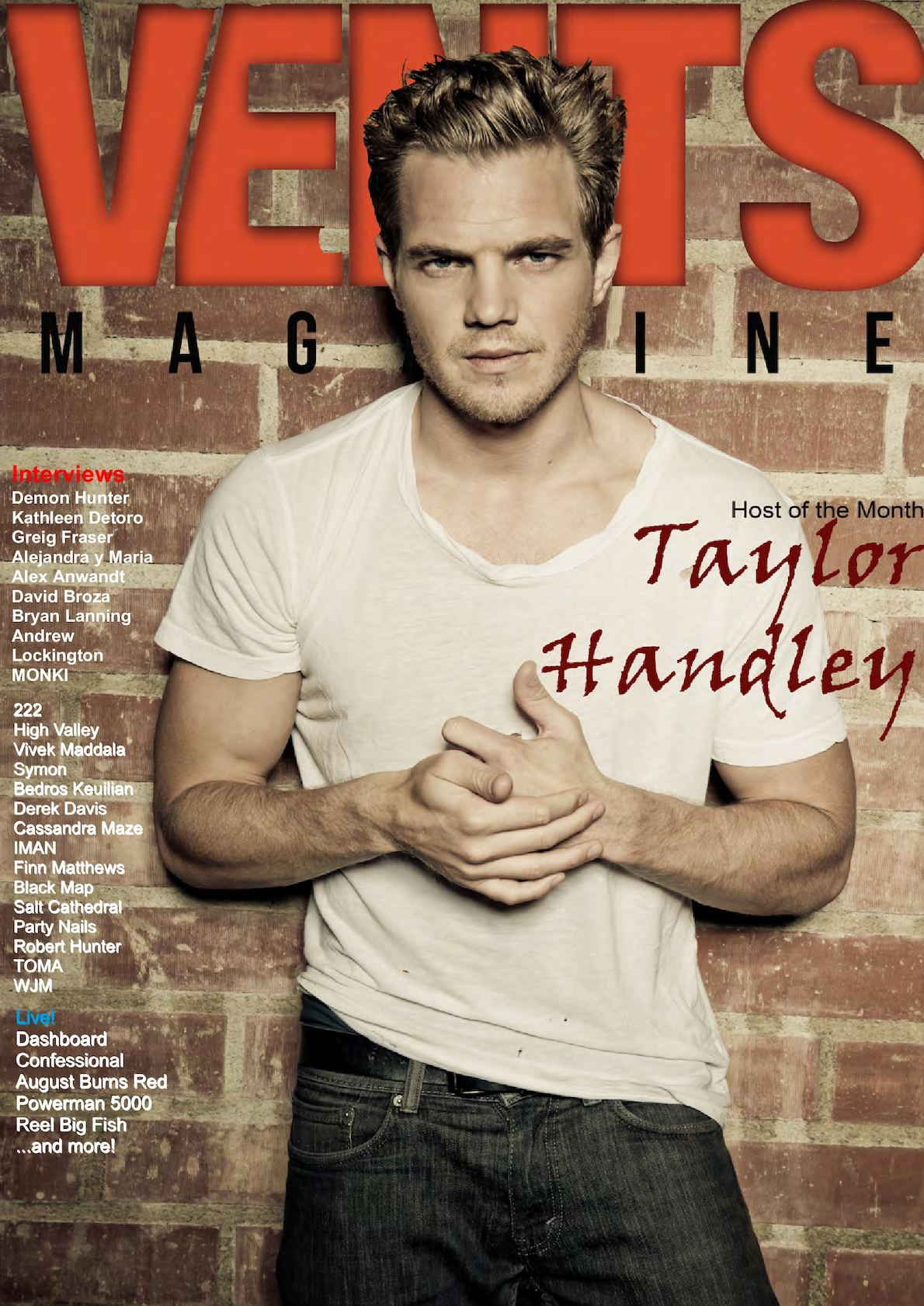 VENTS Magazine 68th Issue